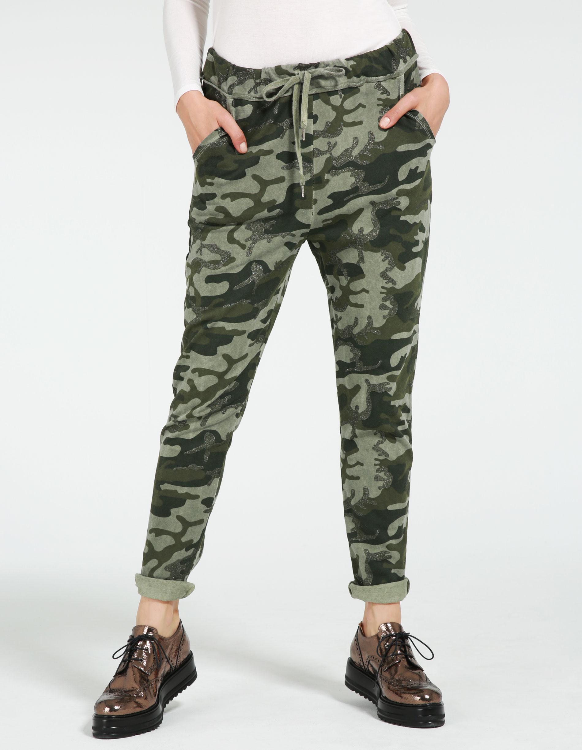 Spodnie - 21-9073 MILIT - Unisono