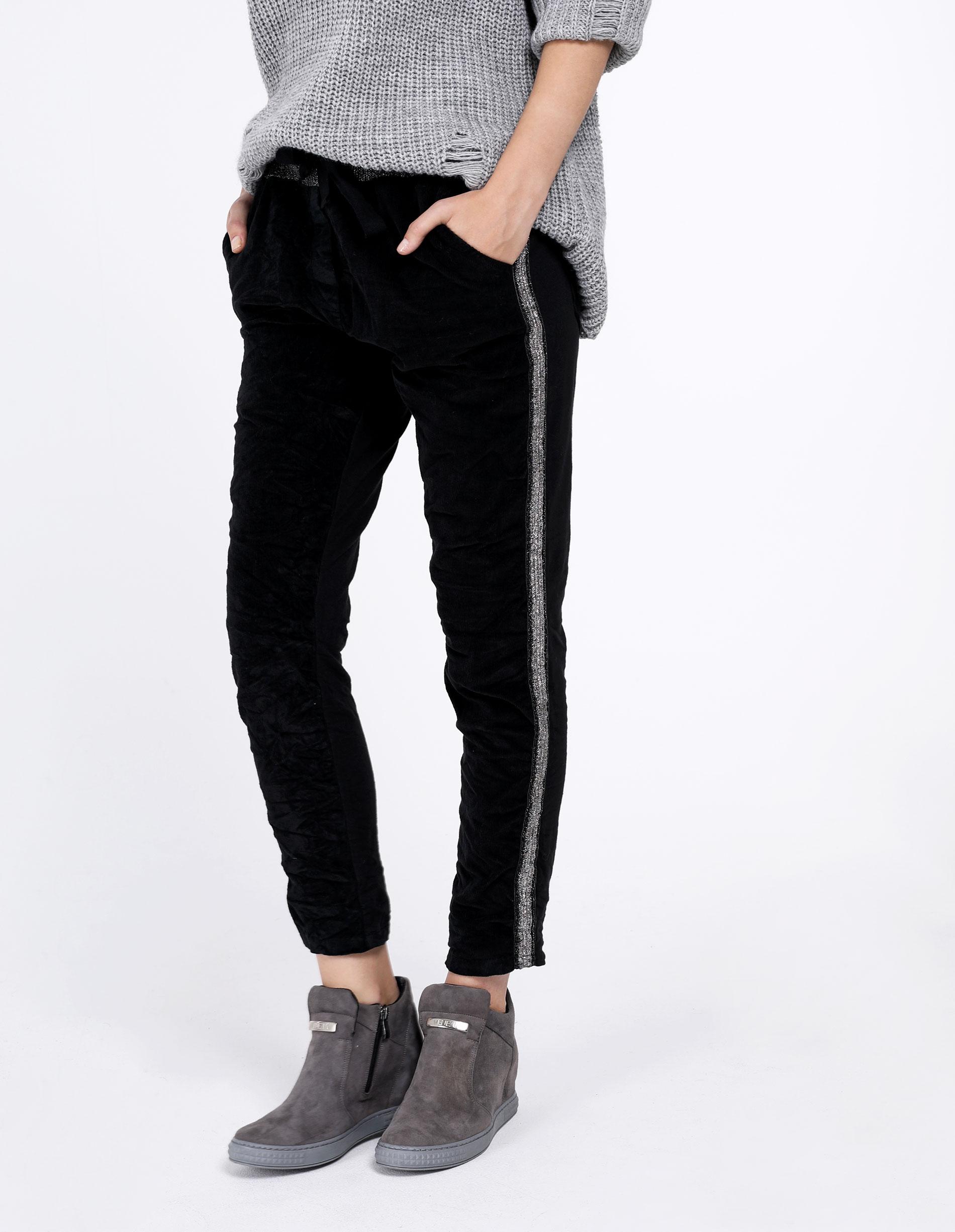 Spodnie - 164-6075 NERO - Unisono