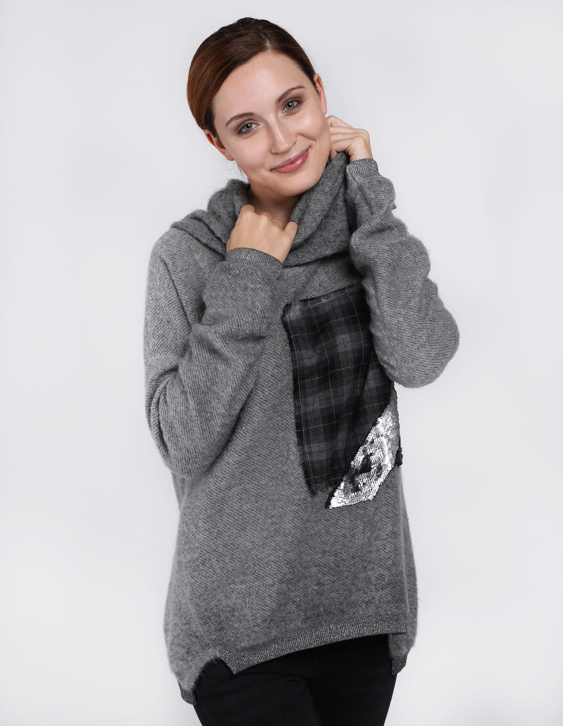 Sweter - 104-75110 GRS - Unisono