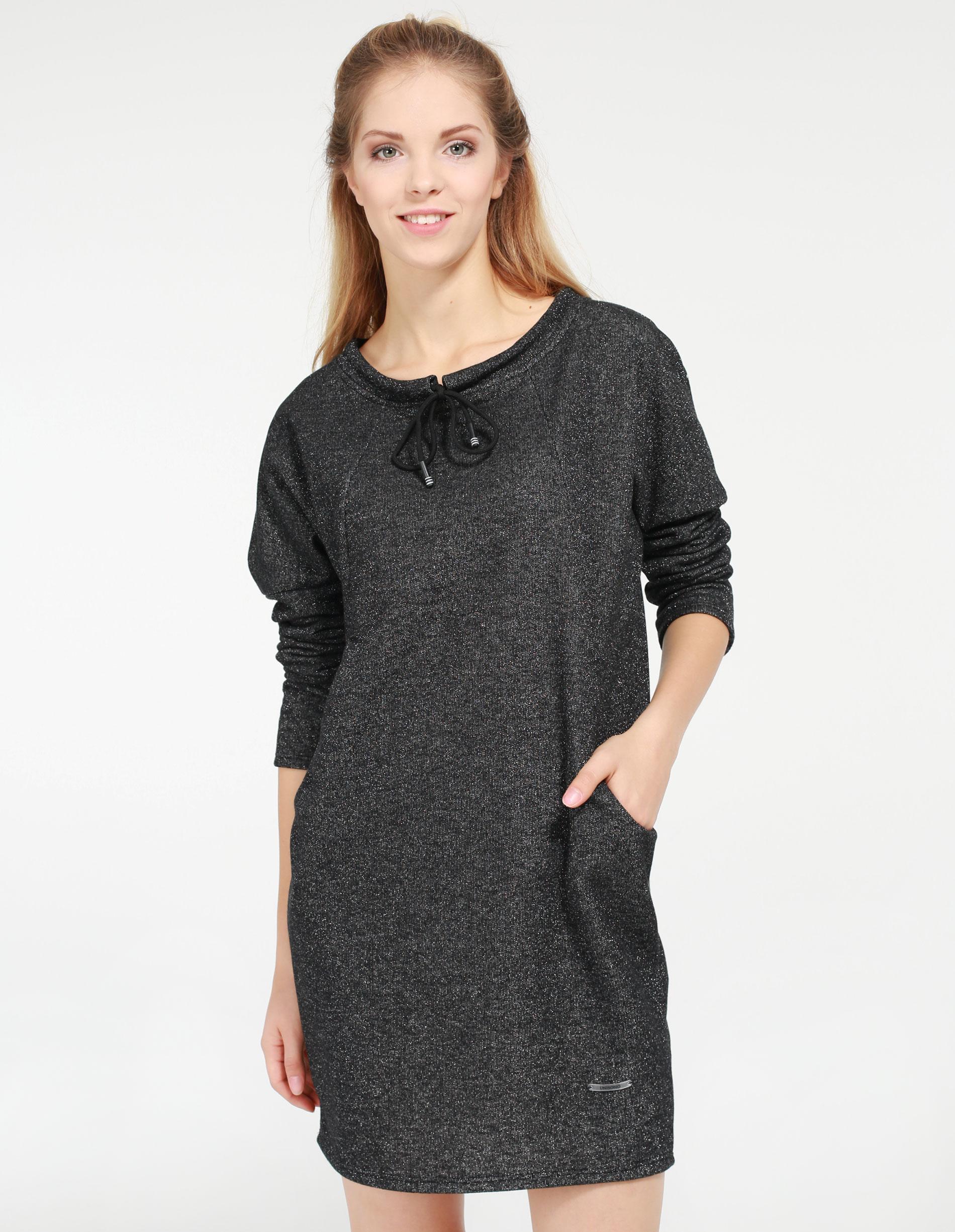 Sukienka - 30-86227B NER - Unisono