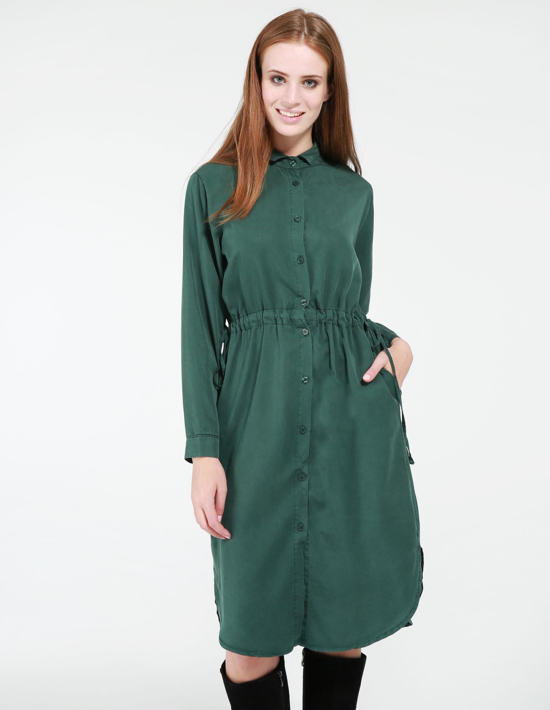 Sukienka - 140-5170 VEBO - Unisono