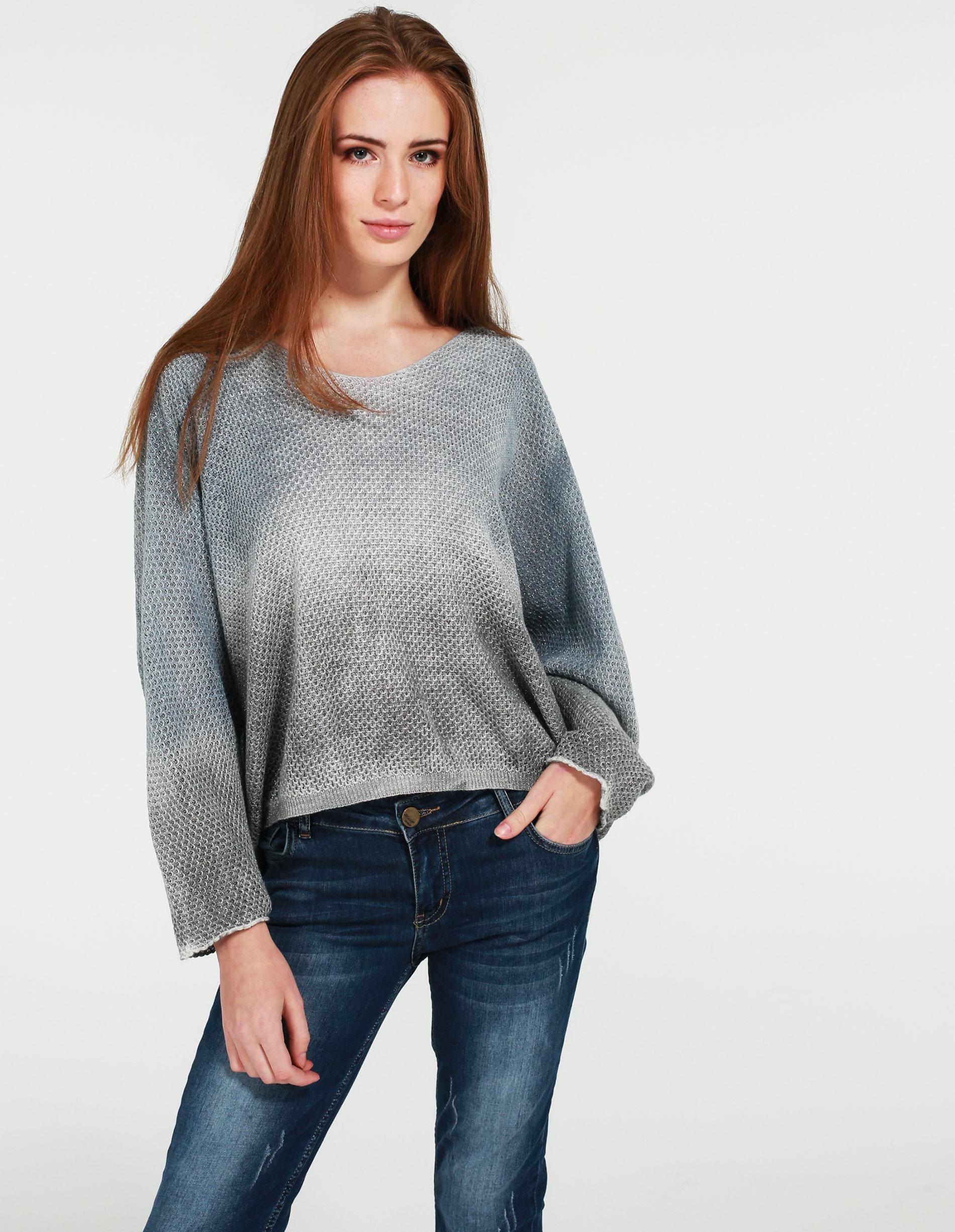 Sweter - 112-18785 J-G - Unisono