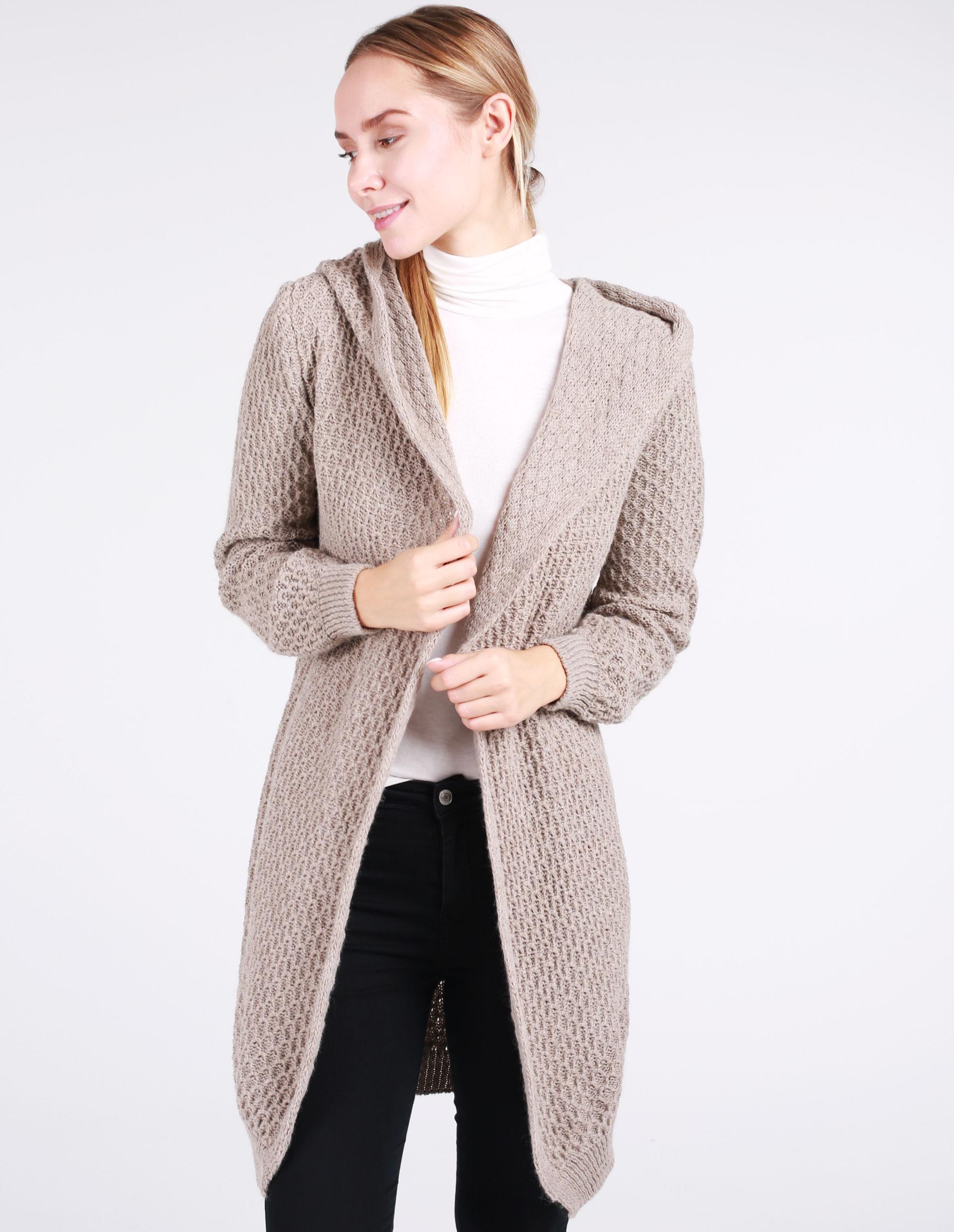 Sweter - 4-5253 FANGO - Unisono