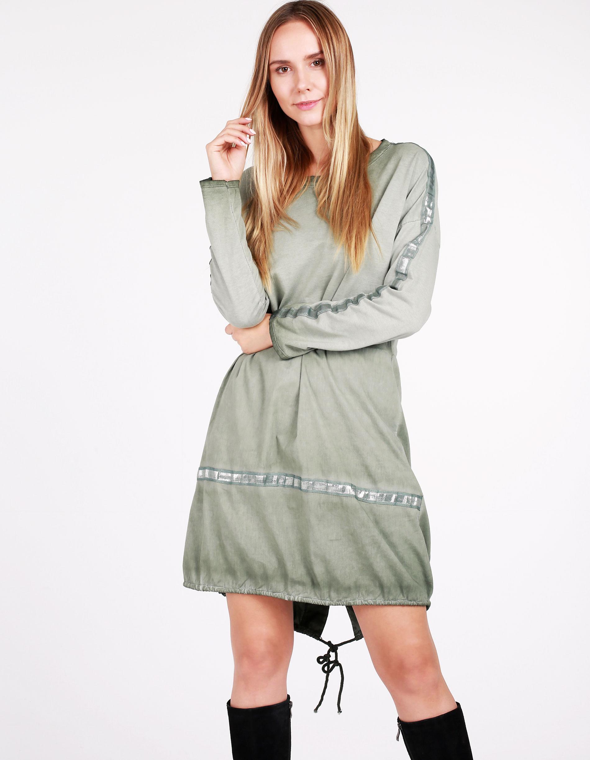Sukienka - 45-9181 MILIT - Unisono