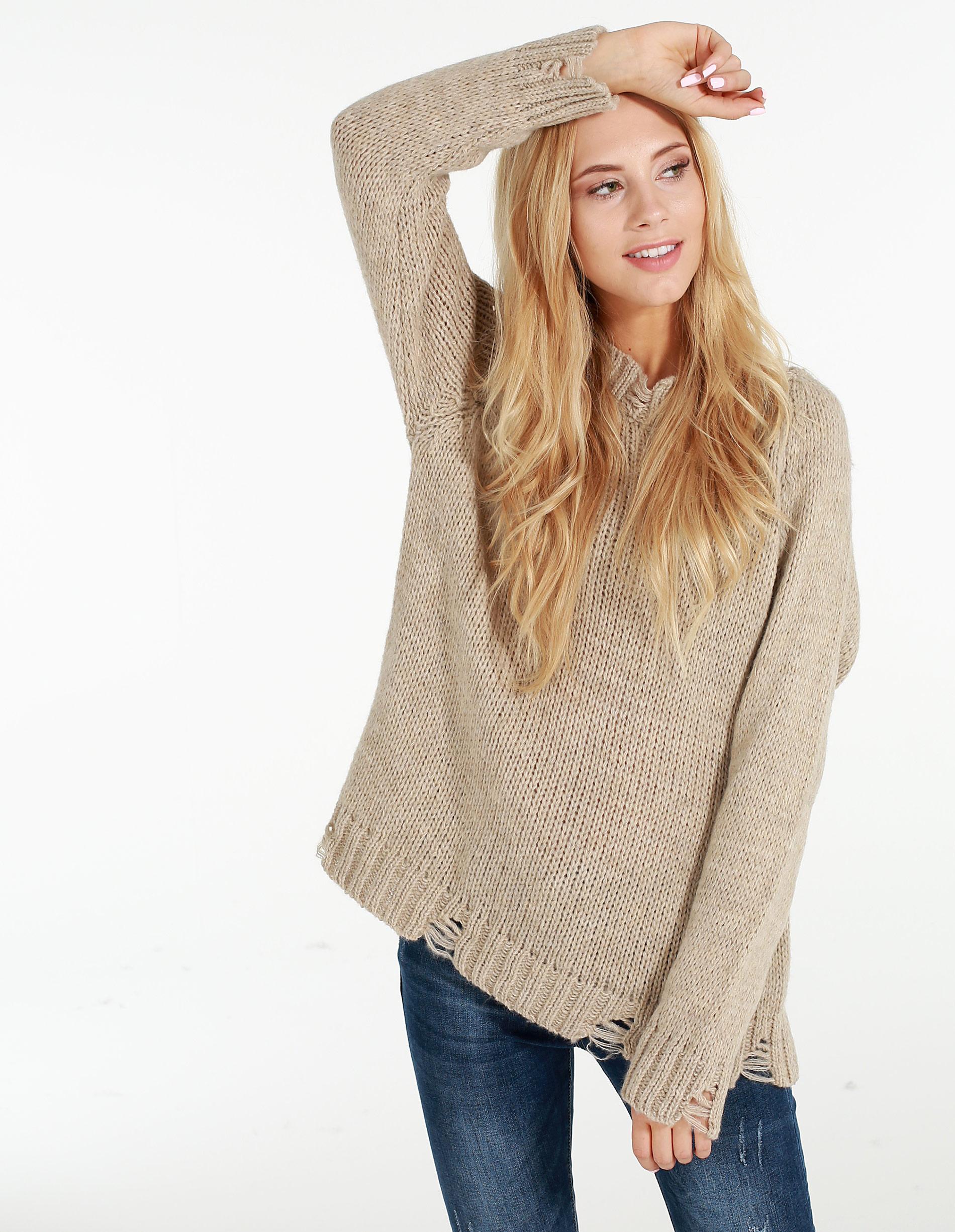 Sweter - 8-816-1 FANGO - Unisono