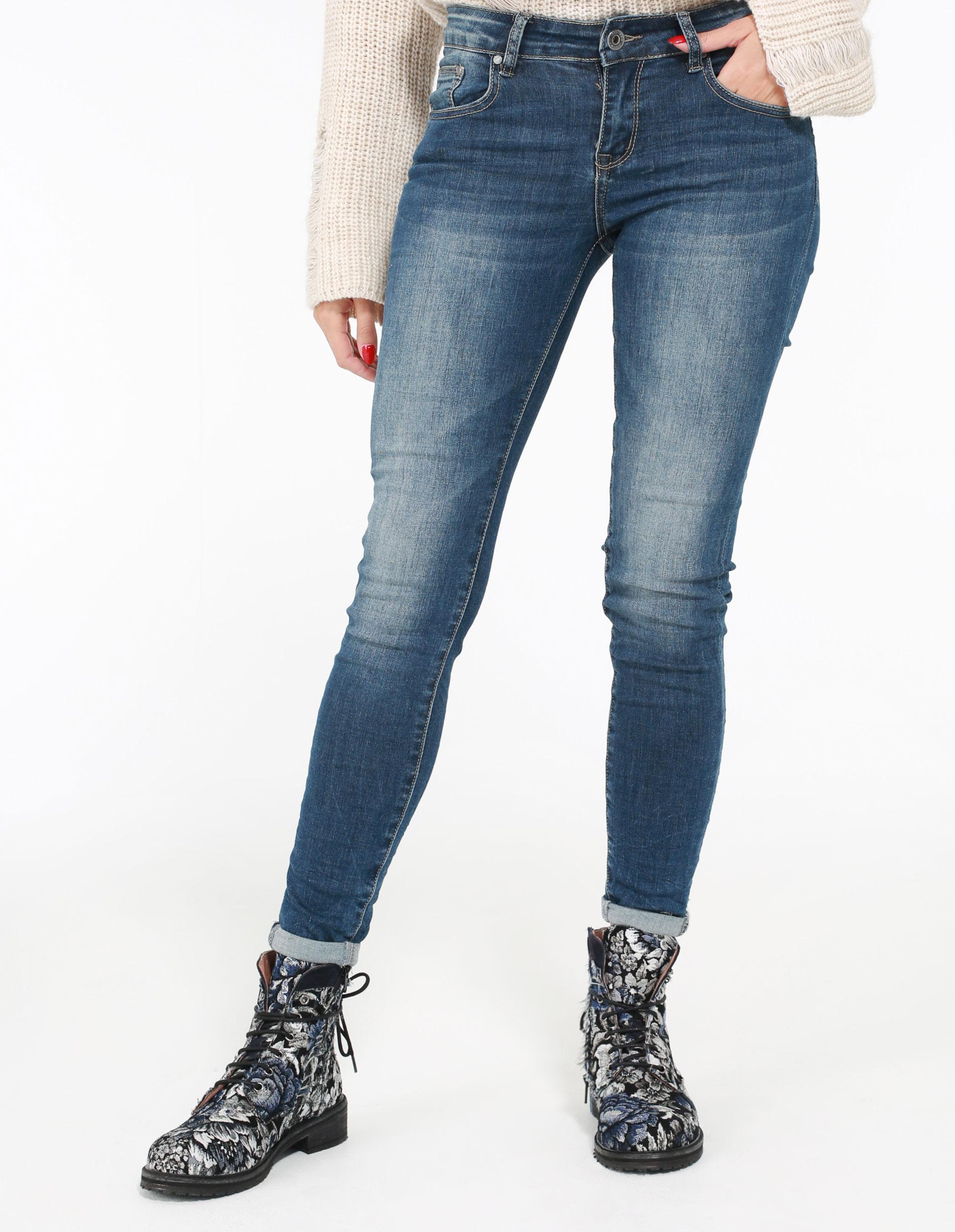 Spodnie - 42-6086 JEANS - Unisono
