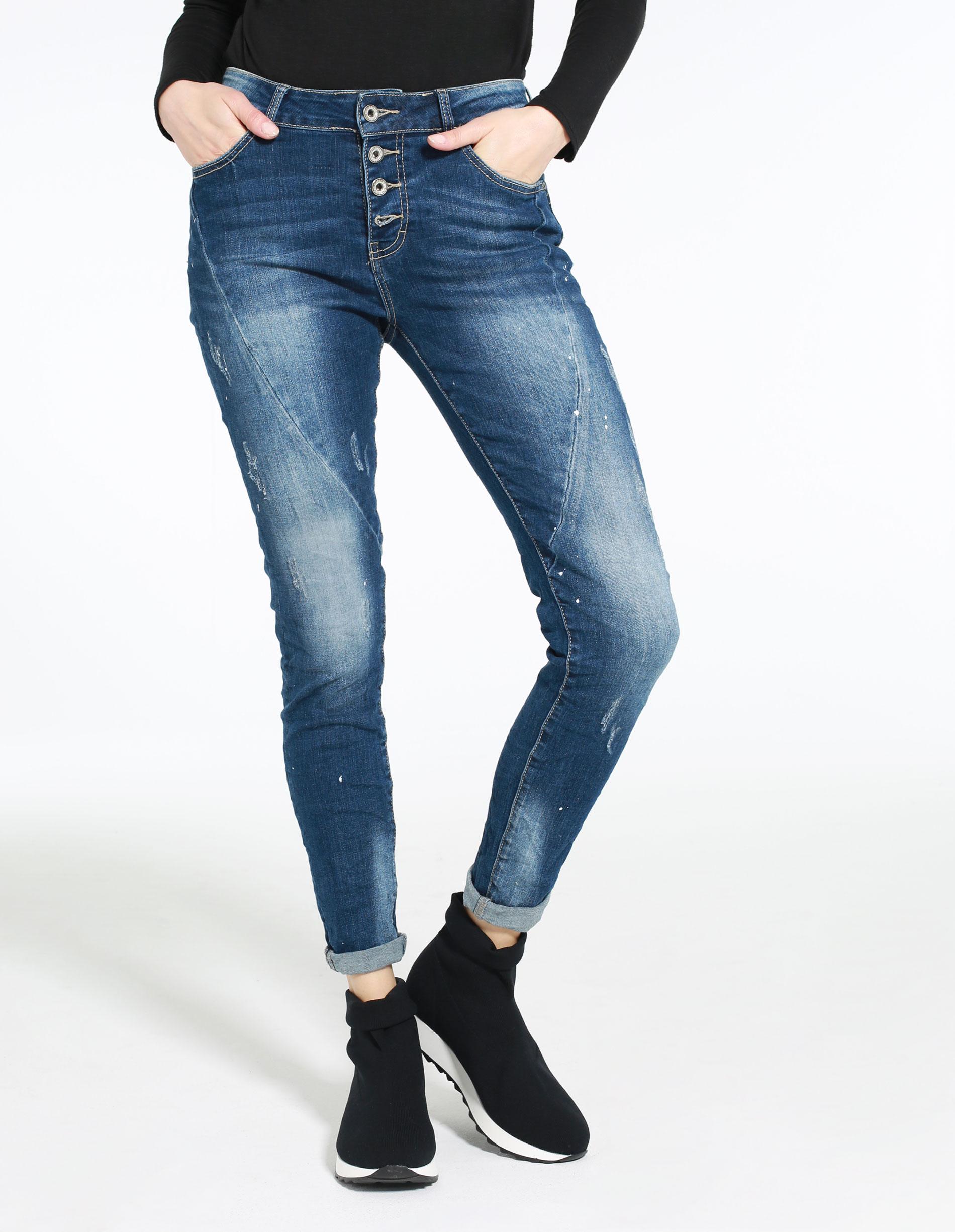 Spodnie - 42-808 JEANS - Unisono