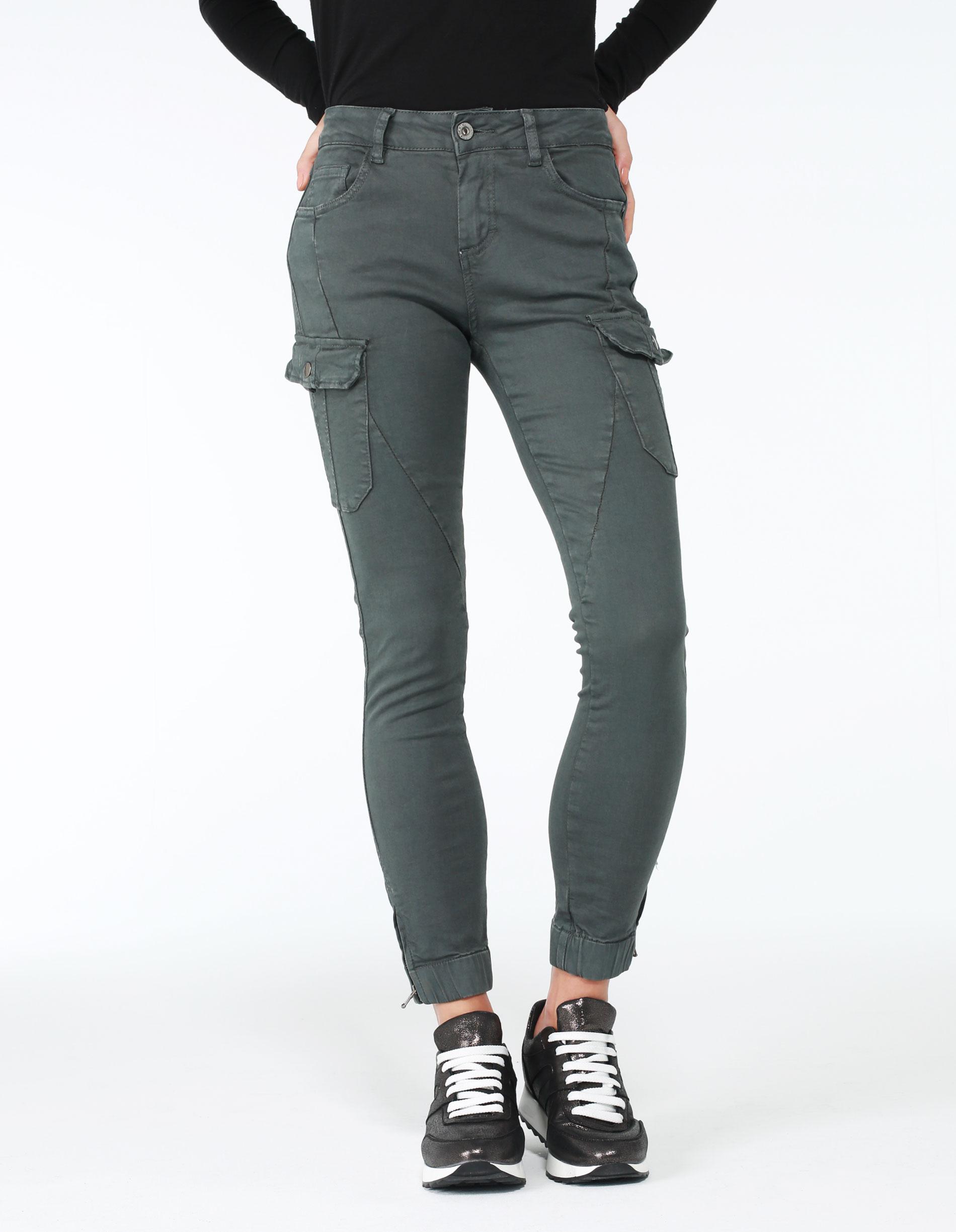 Spodnie - 70-4018 GRIGI - Unisono