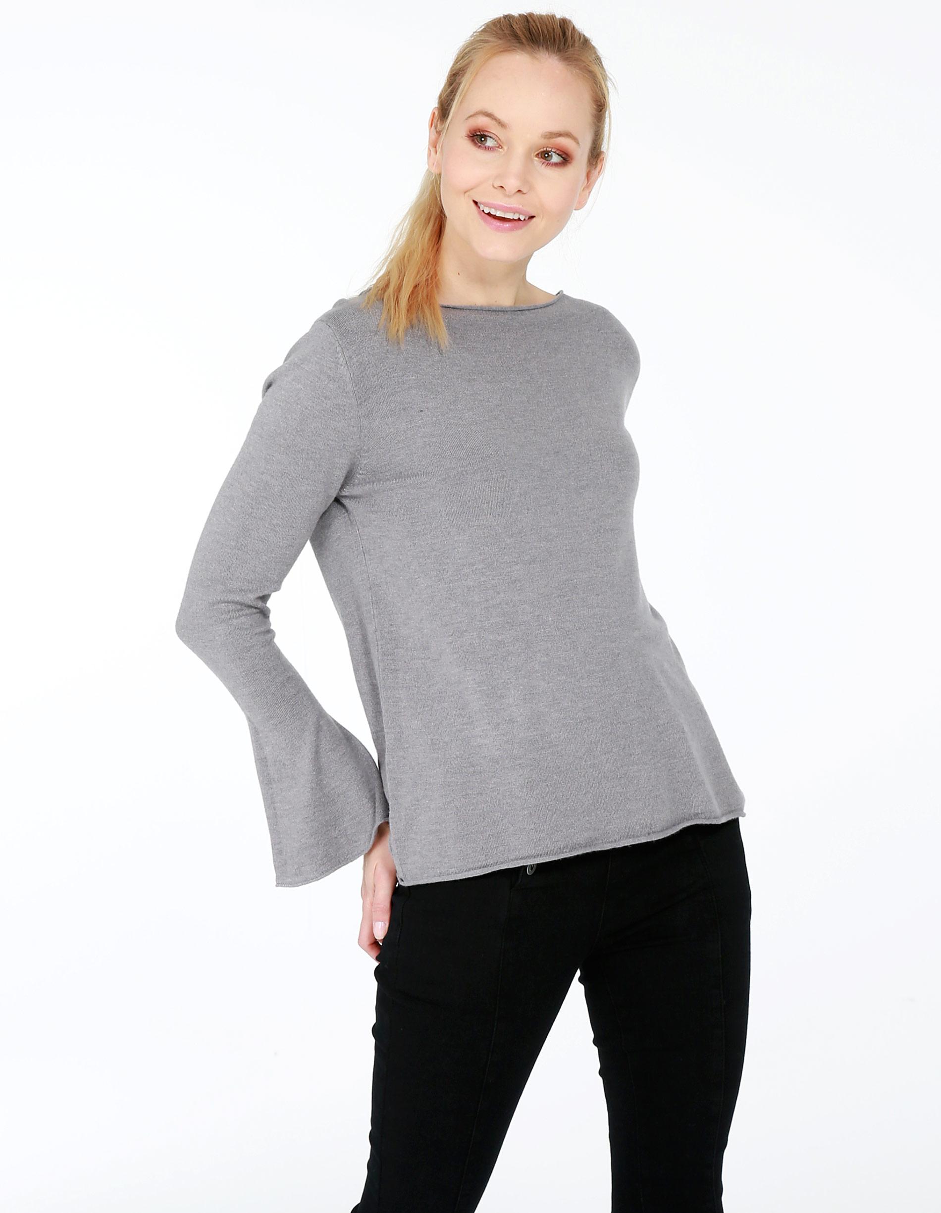 Sweter - 161-386 GRIGI - Unisono