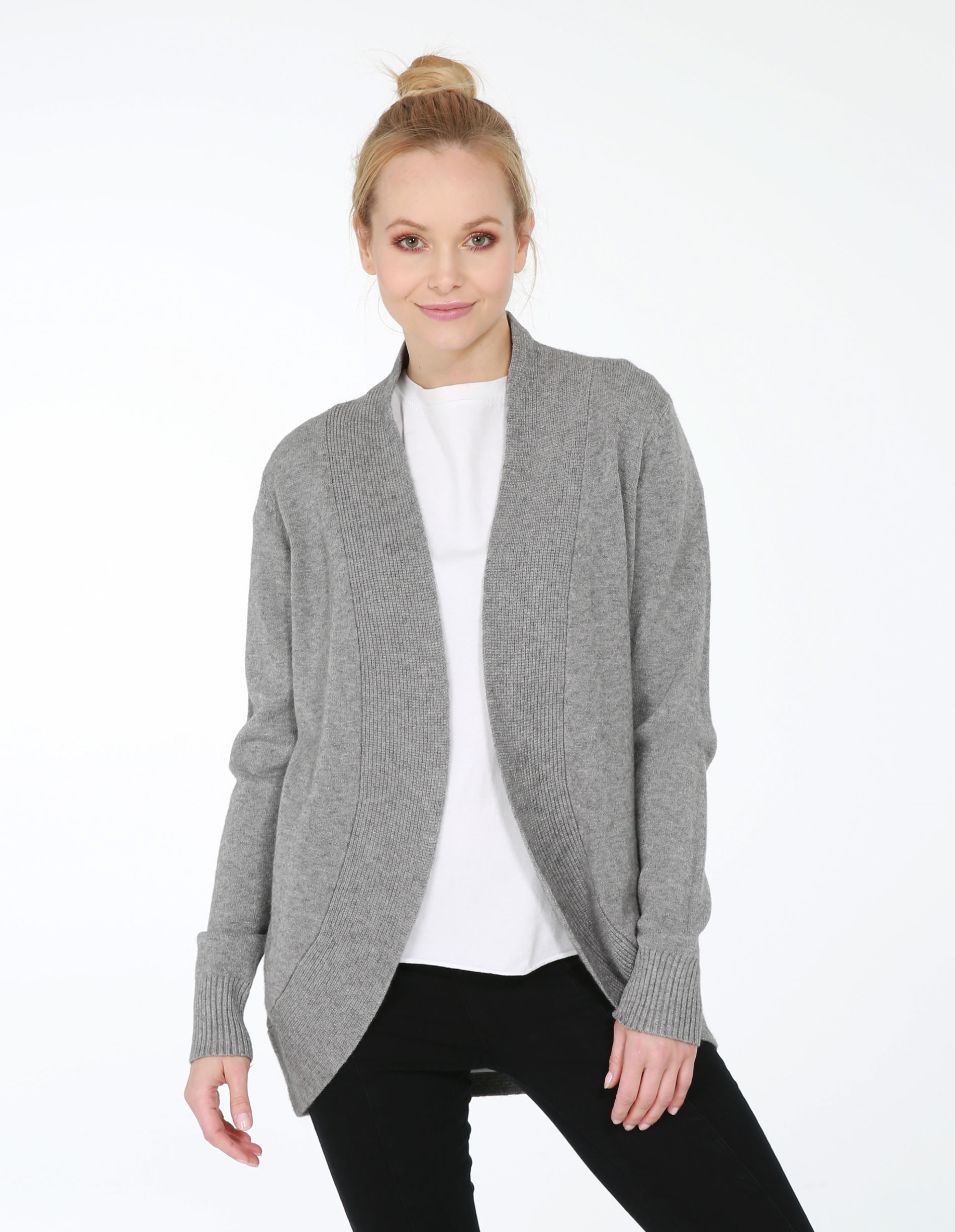 Sweter - 161-852 GRIGI - Unisono