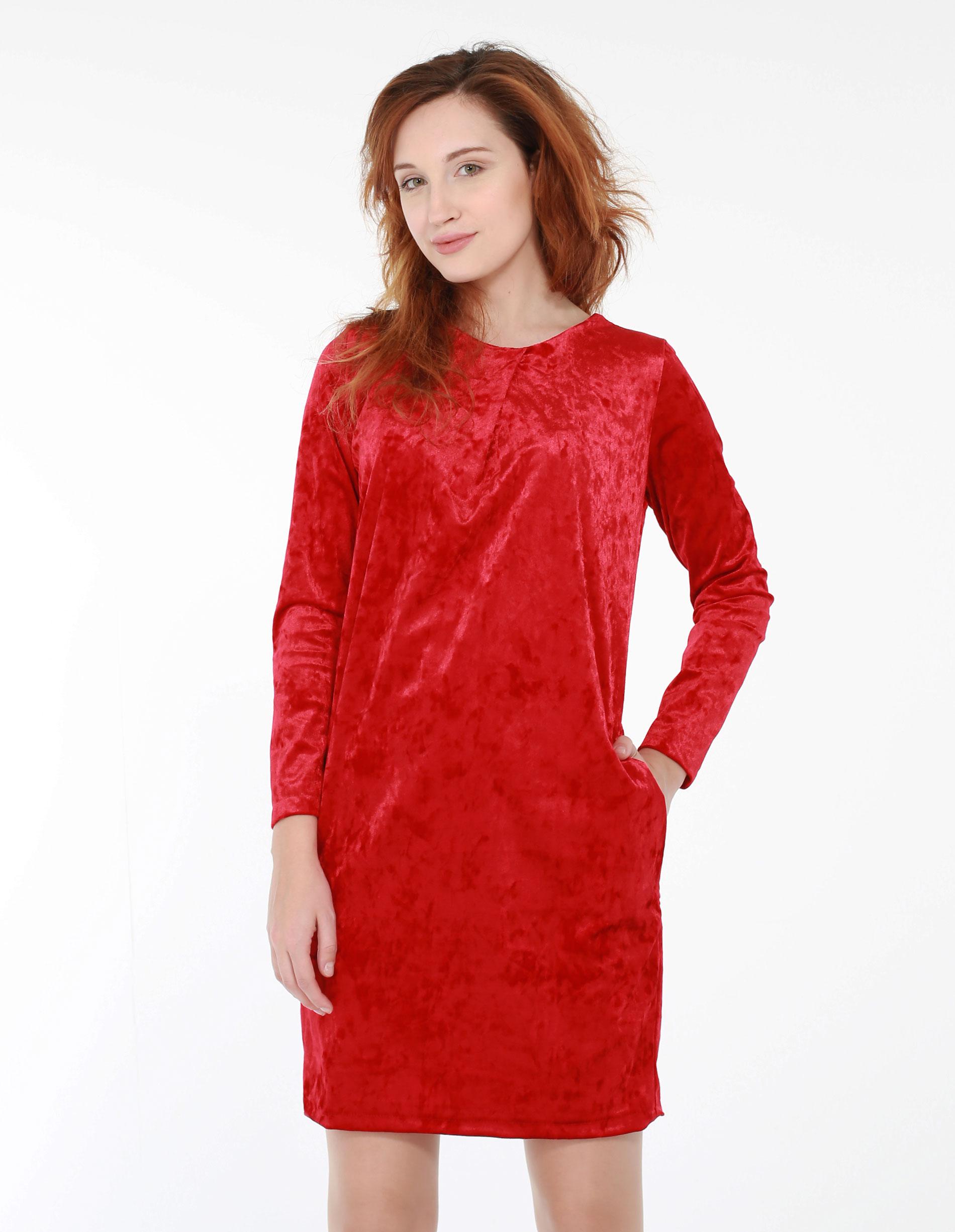 Sukienka - 16-181-1 ROSS - Unisono