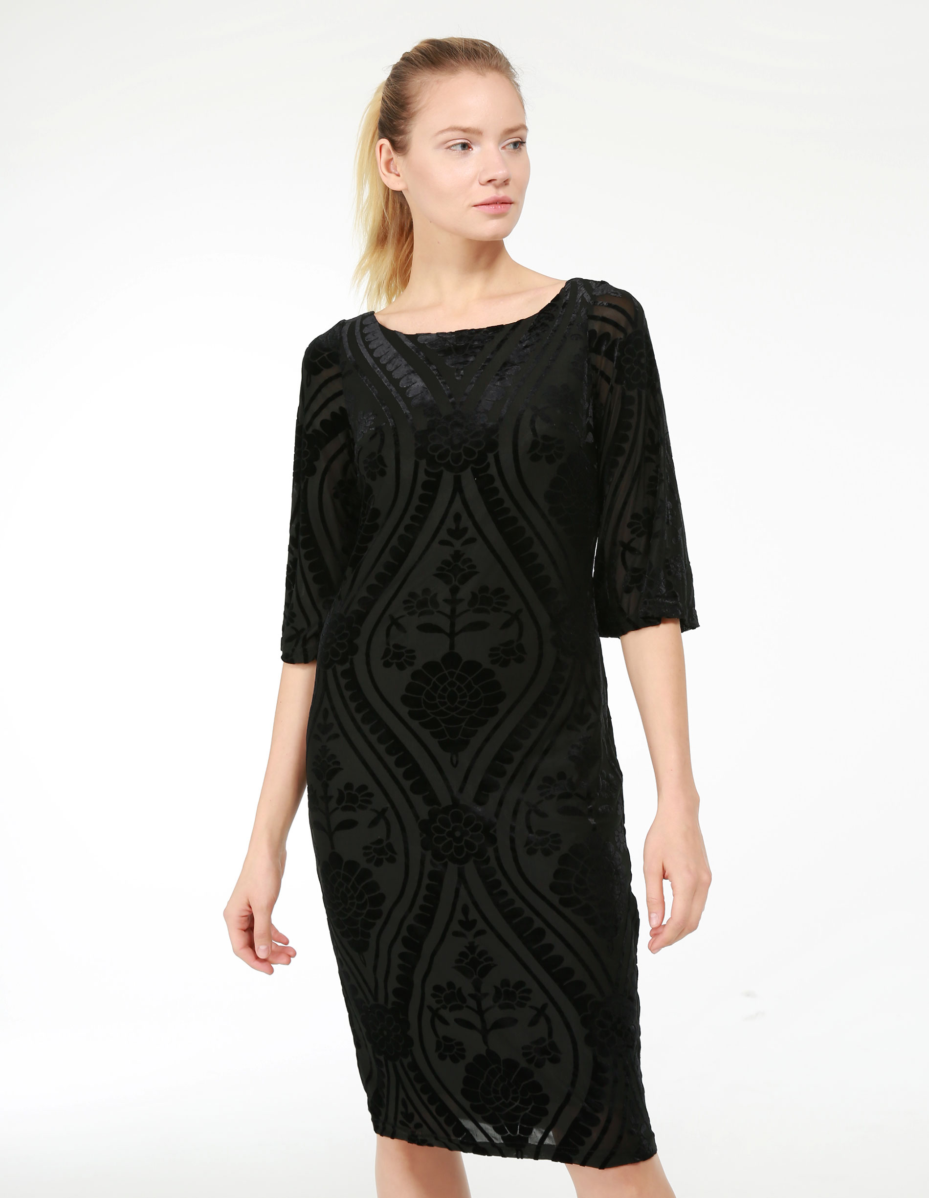 Sukienka - 88-202038 NER - Unisono