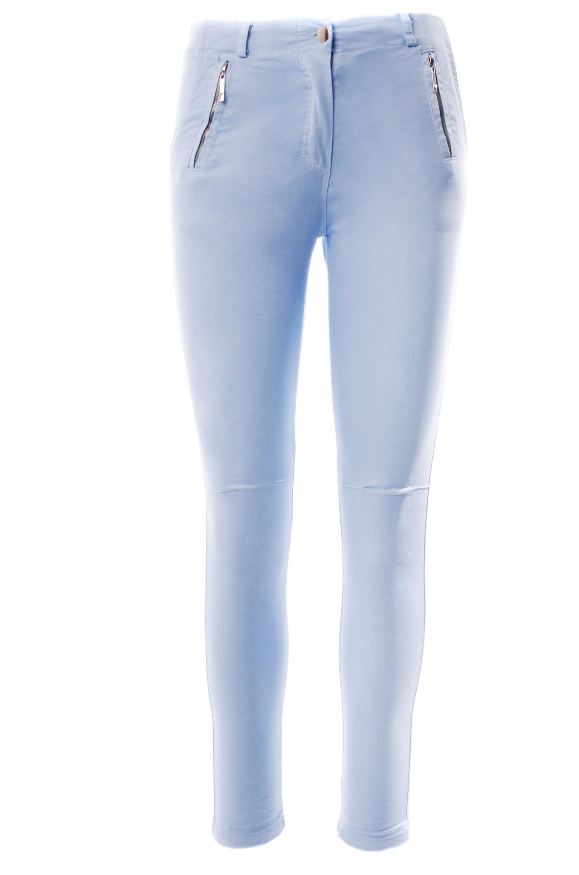 Spodnie - 10-2892 CIELO - Unisono
