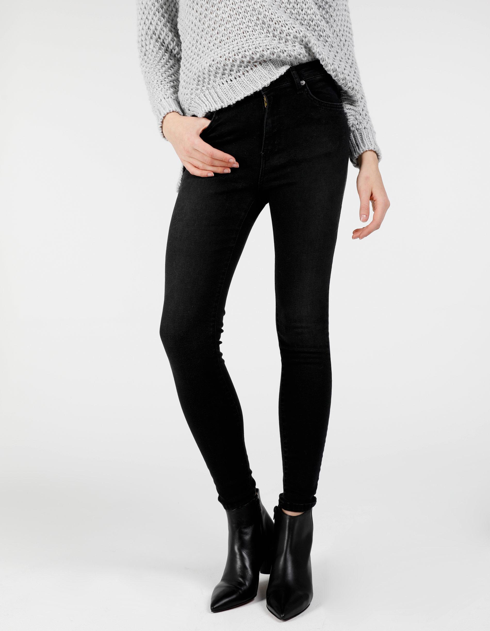 Spodnie - 1-12633 BLACK - Unisono