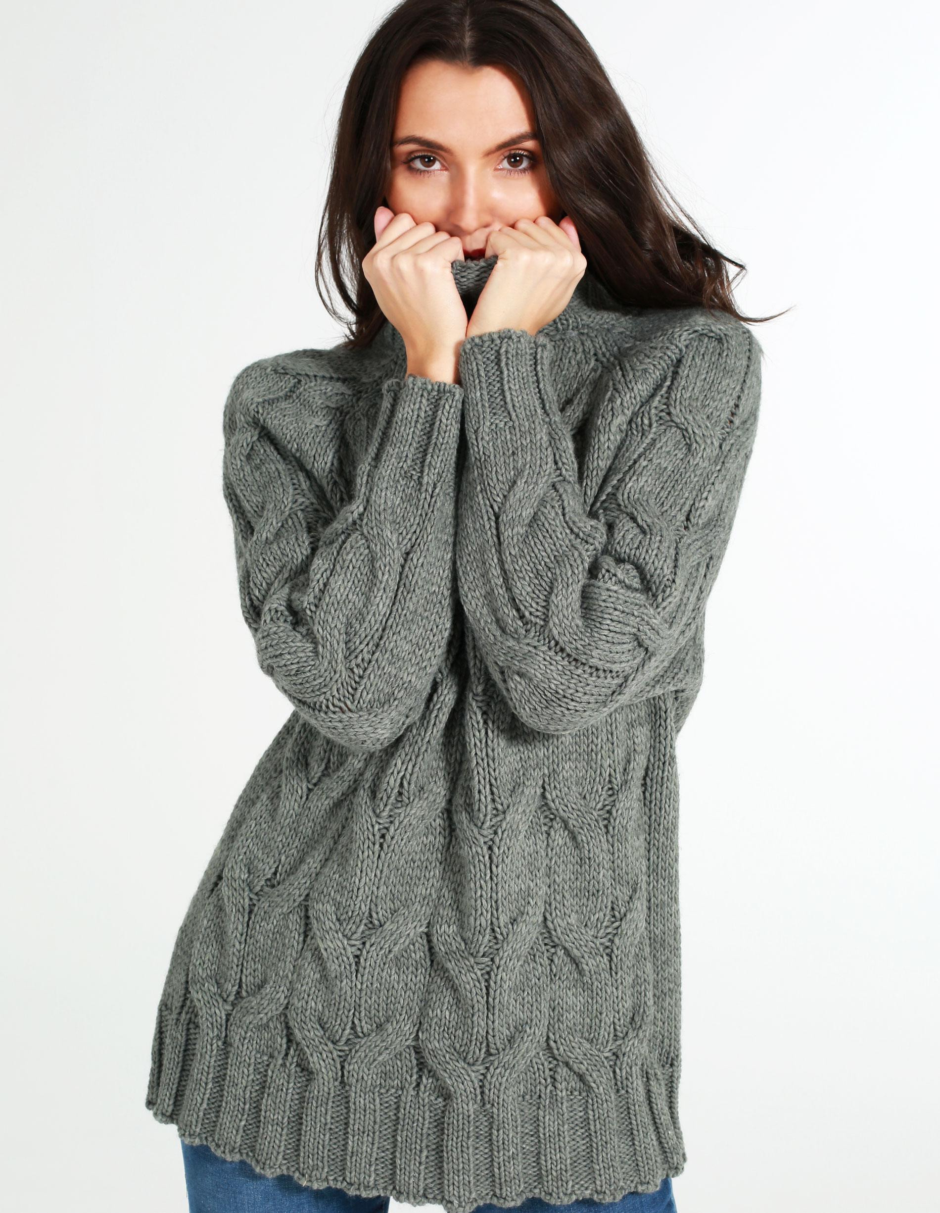 Sweter - 21-15079 MILI - Unisono