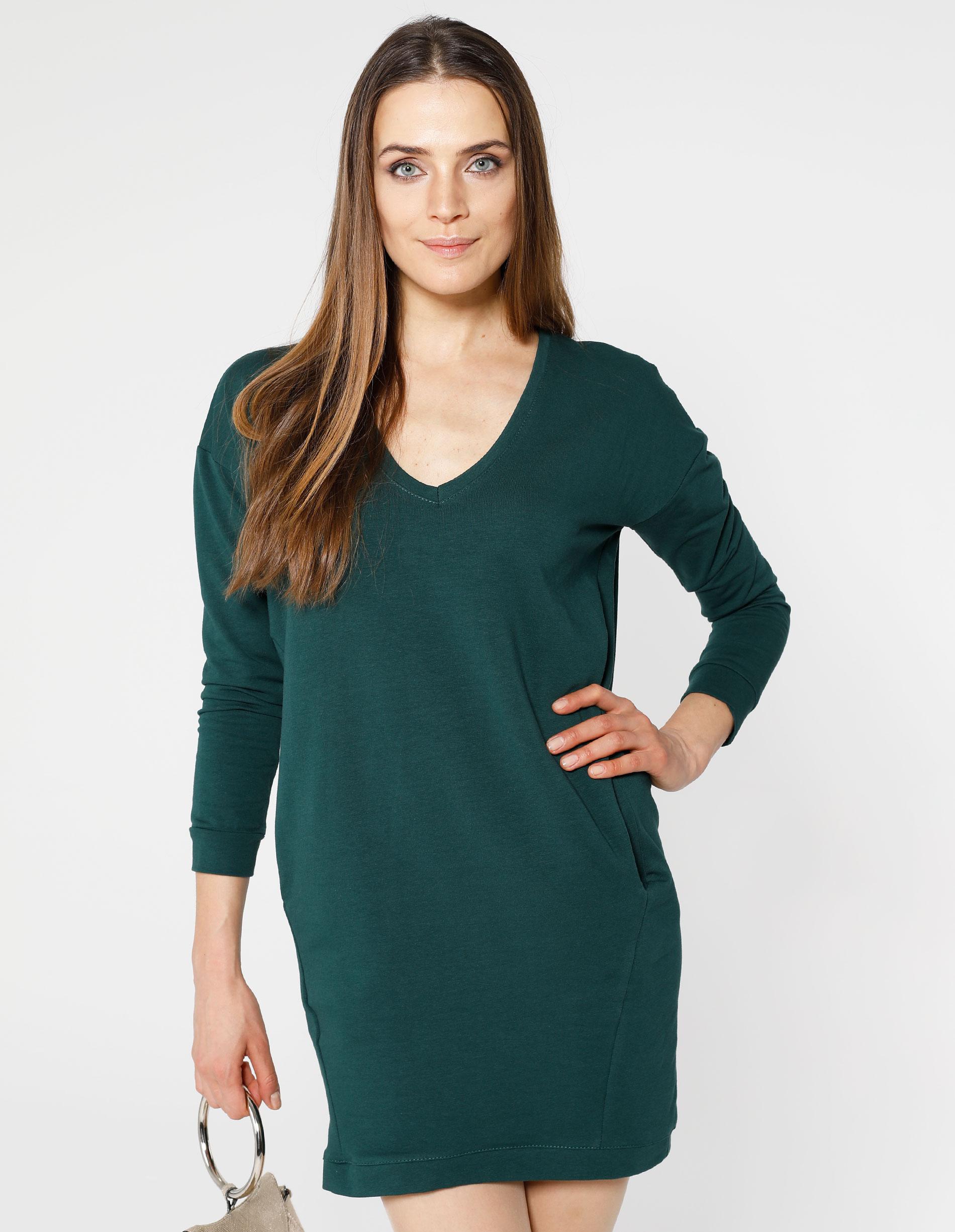 Sukienka - 30-88030 VEBO - Unisono