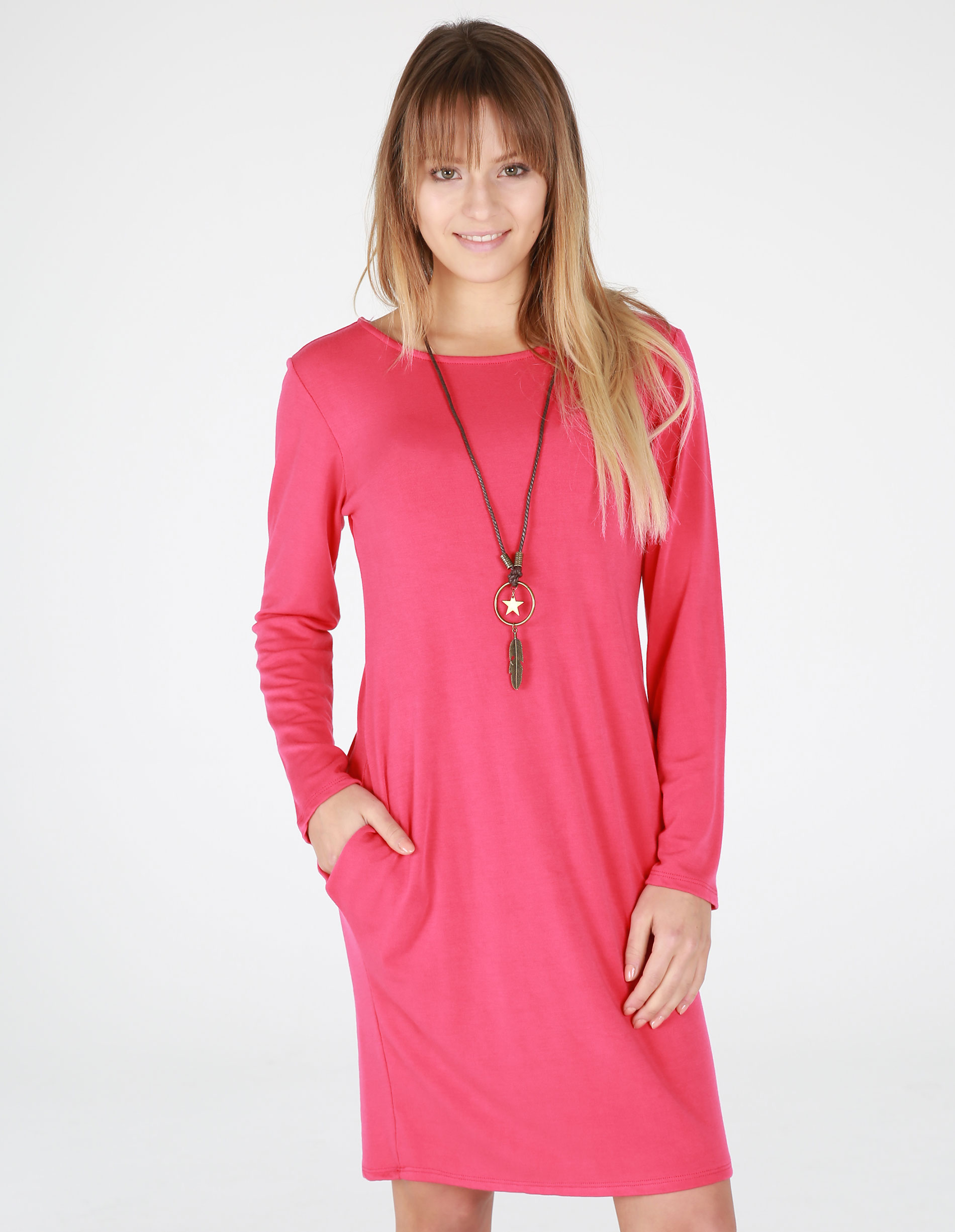 Sukienka - 53-826 FRAGOL - Unisono