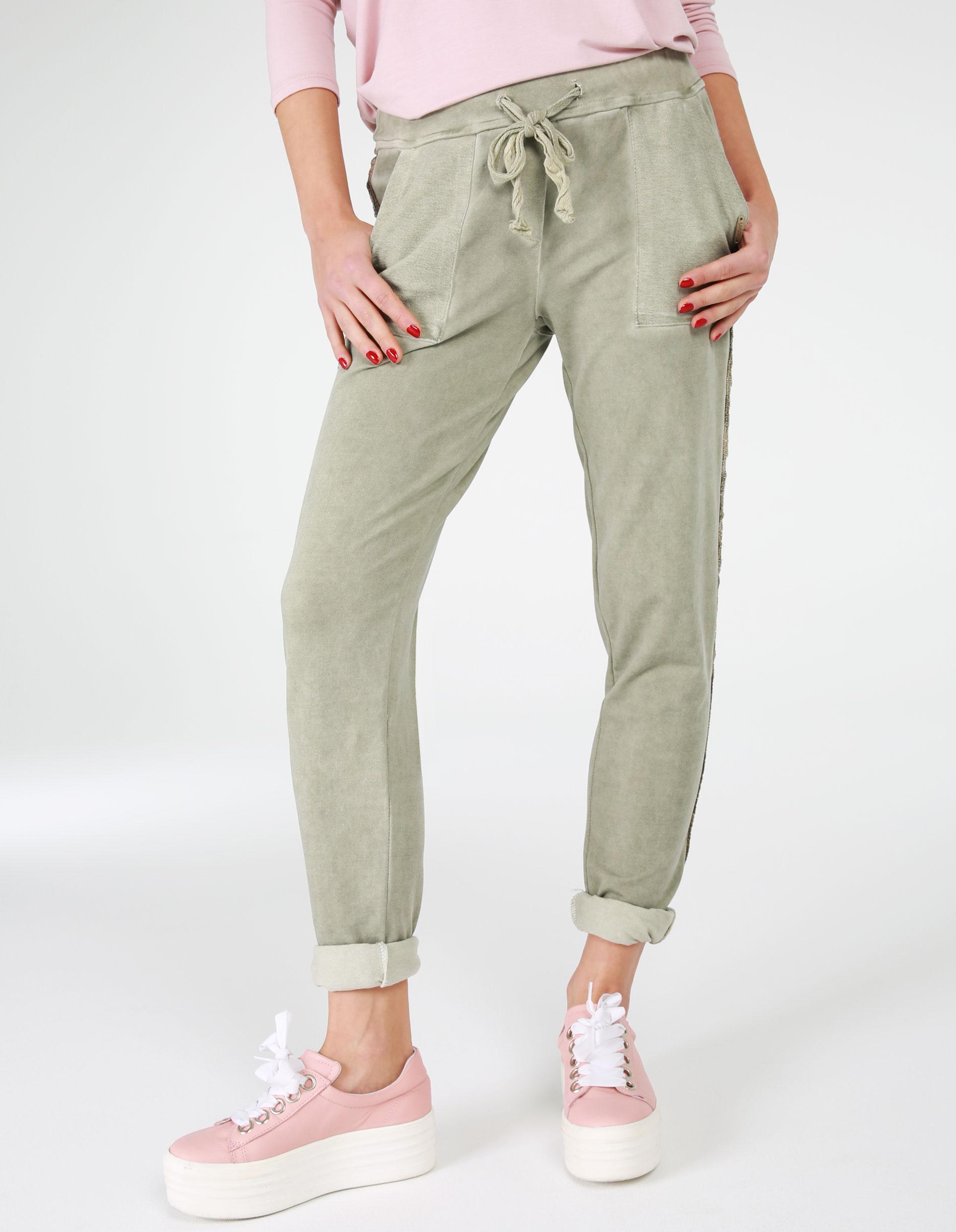 Spodnie - 158-2356 MILI - Unisono