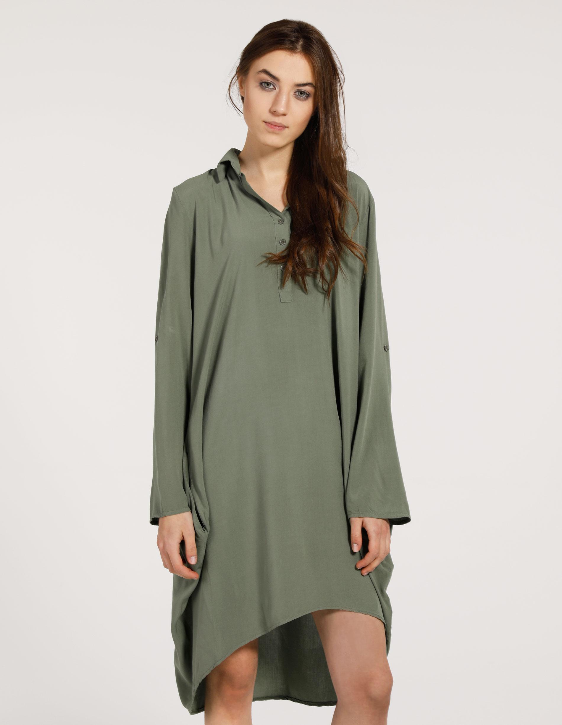Sukienka - 45-656 MILITA - Unisono