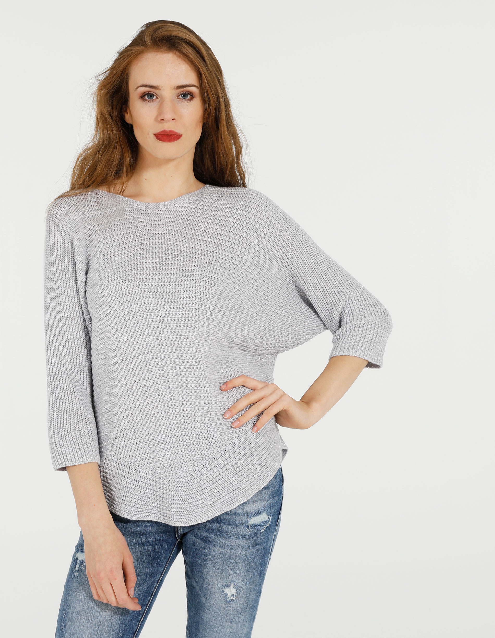 Sweter - 112-18795 PLA - Unisono
