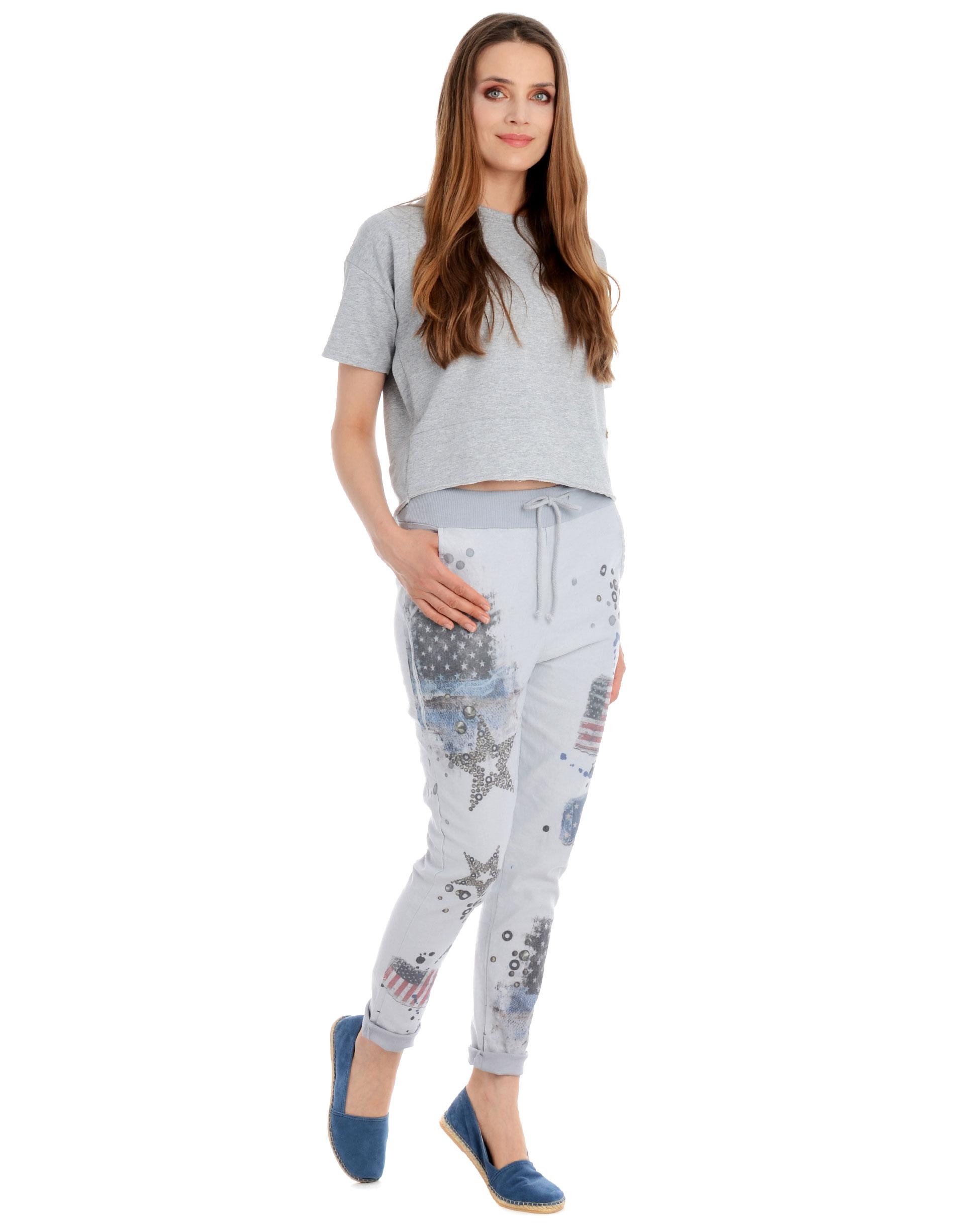 Spodnie - 141-8115P PER - Unisono