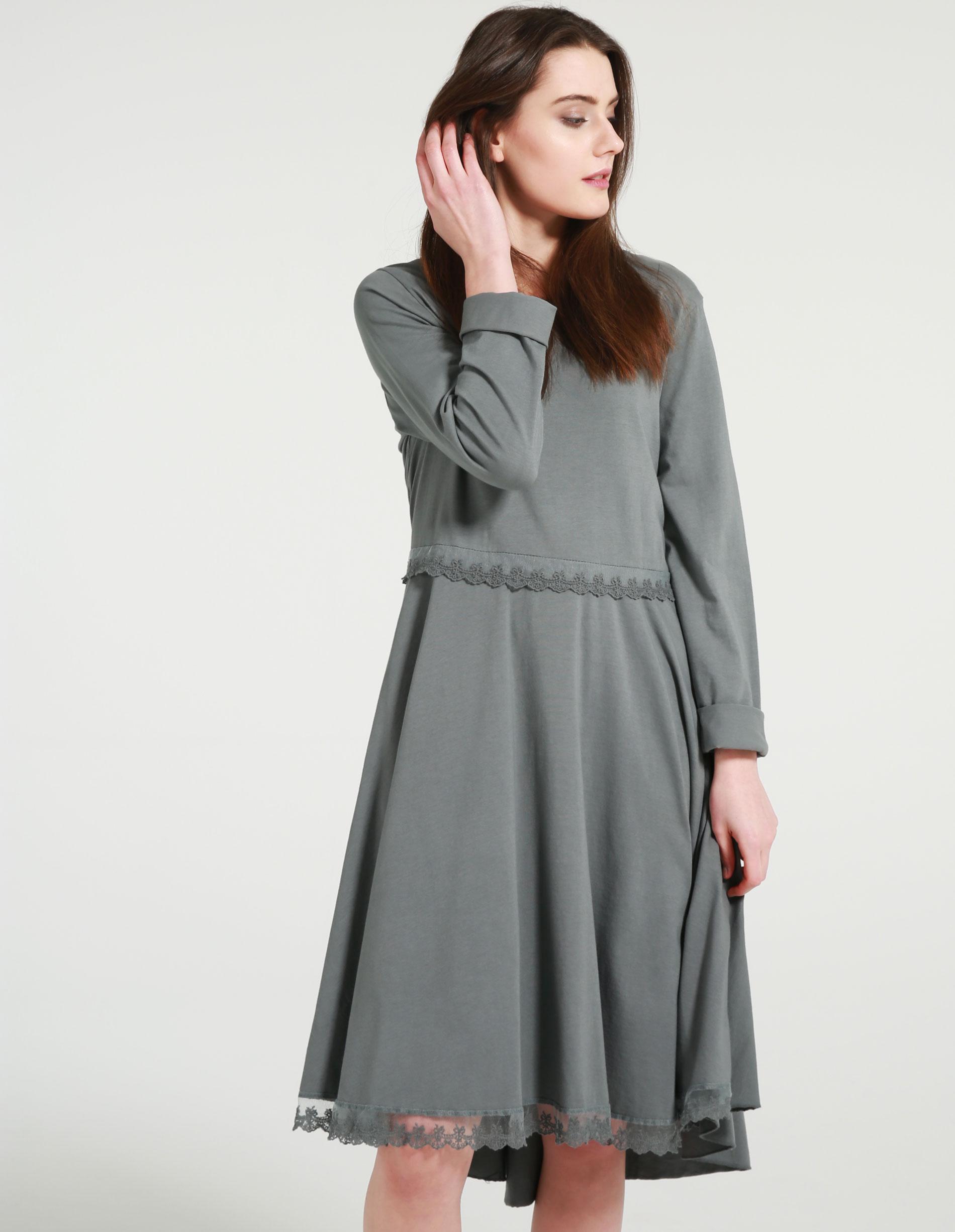 Sukienka - 128-18549 GRM - Unisono