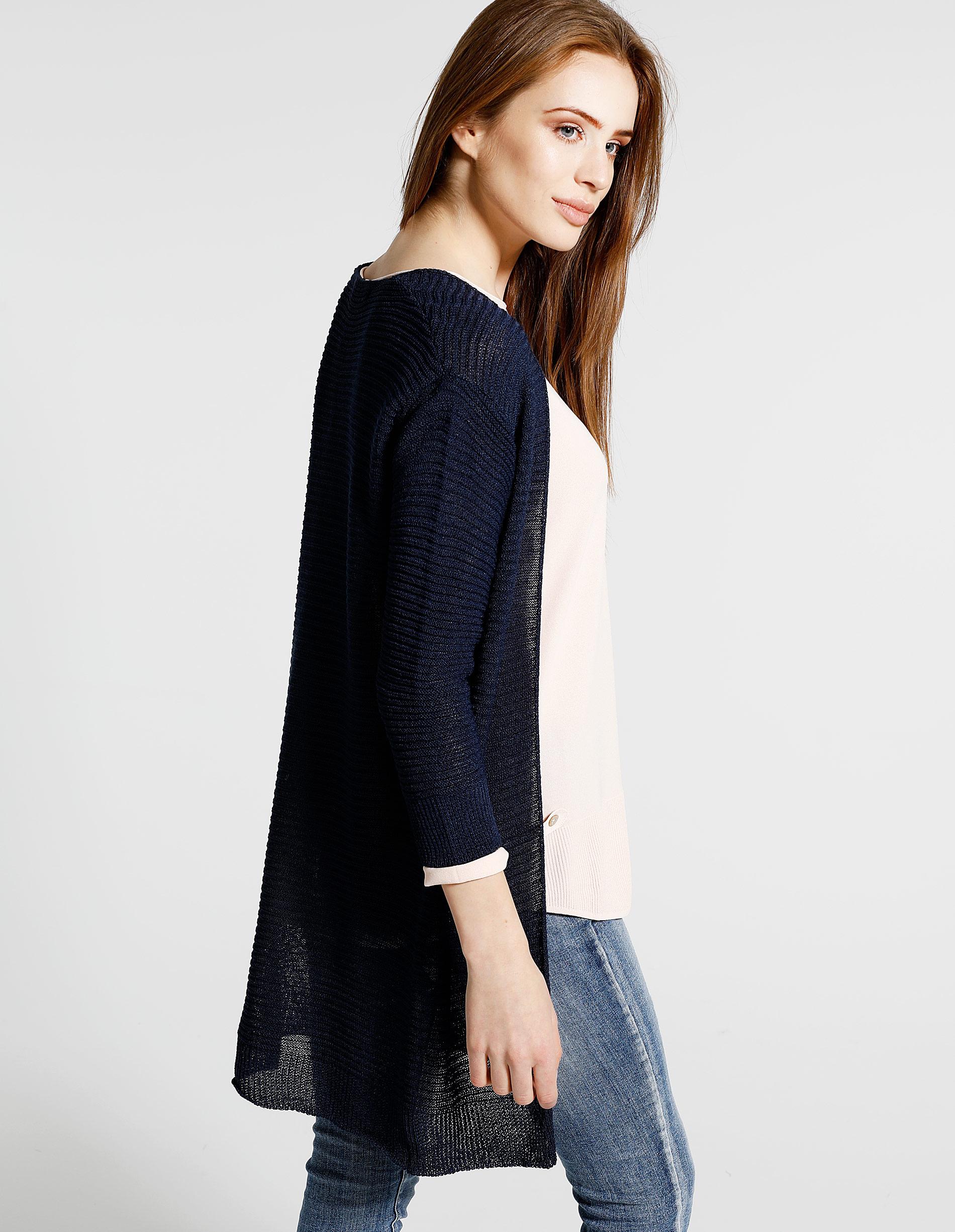 Sweter - 167-1601 BLSC - Unisono