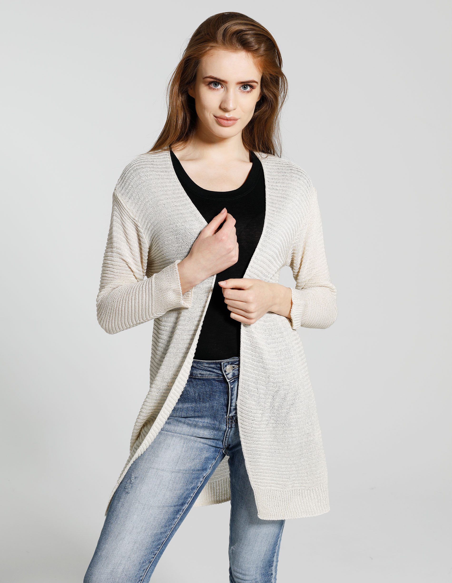Sweter - 167-1601 SABB - Unisono
