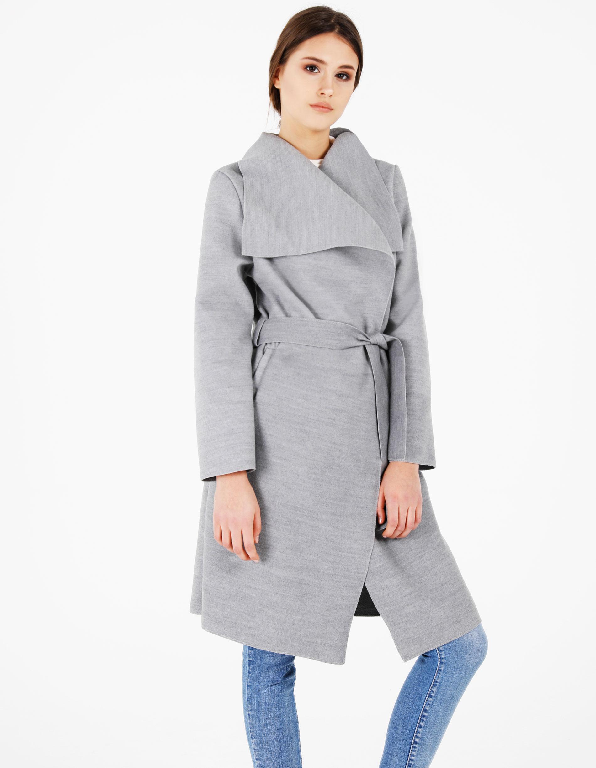 Płaszcz materiałowy - 65-5079L GCW8 - Unisono