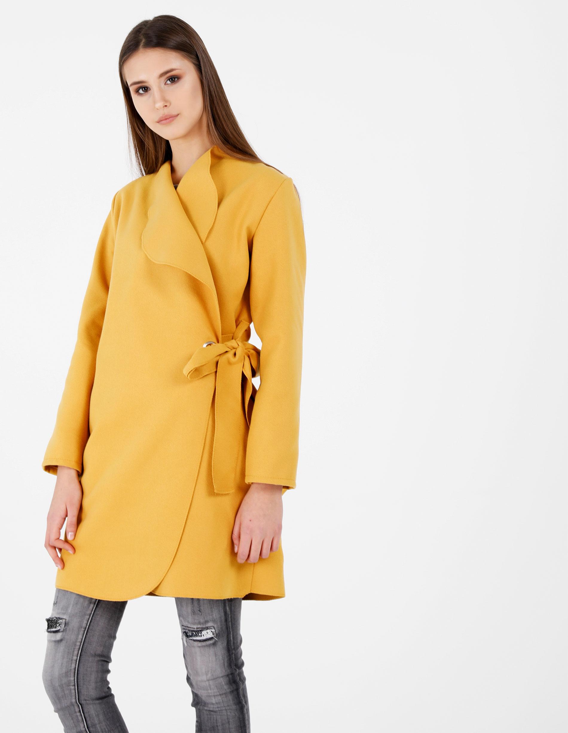 Płaszcz materiałowy - 71-22245 SENA - Unisono