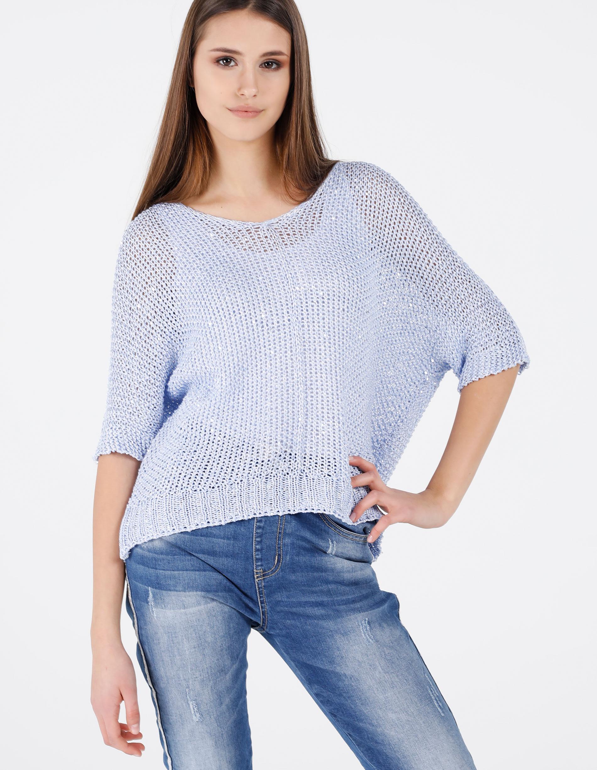 Sweter - 167-608 CELES - Unisono