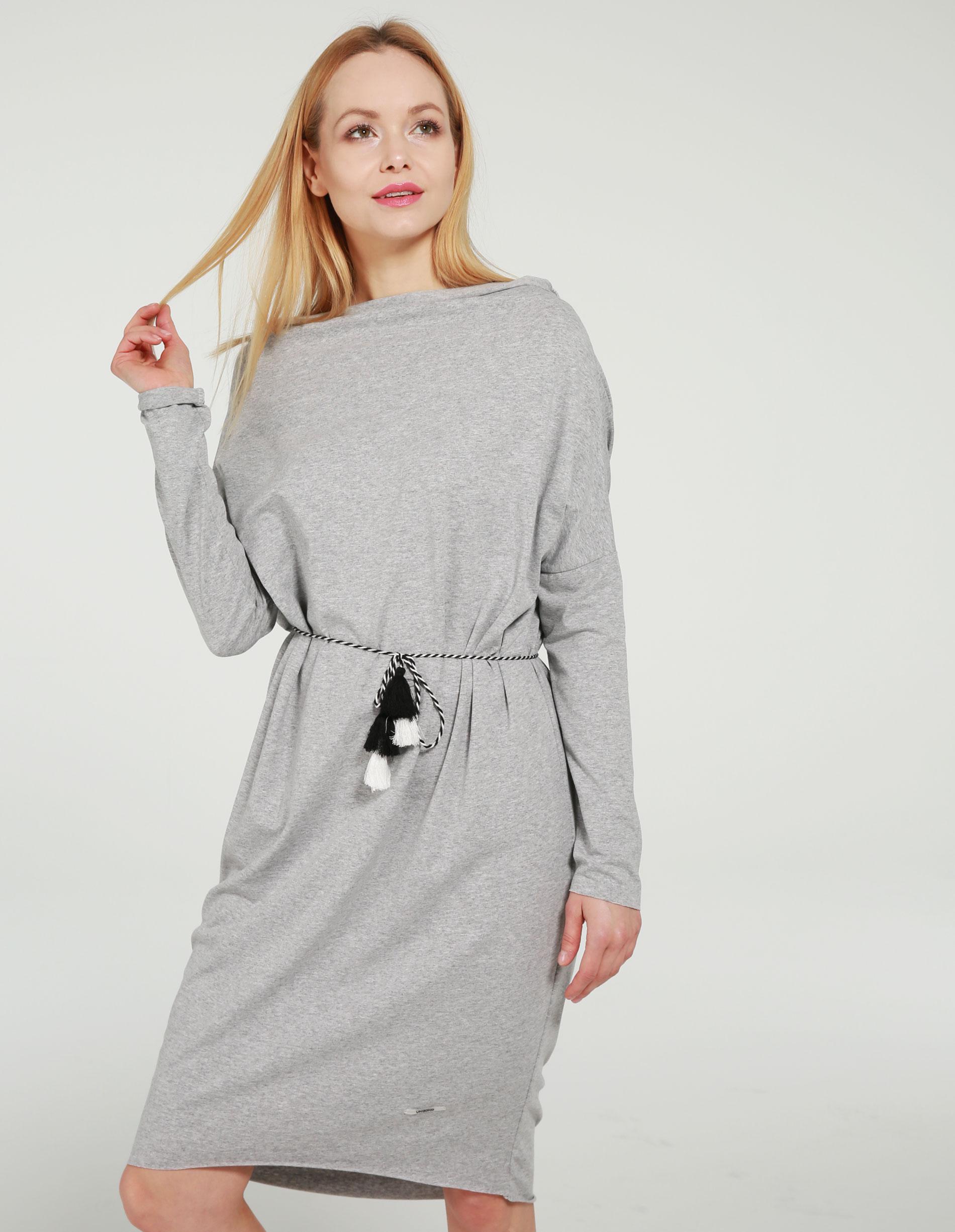 Sukienka - 30-84406C GRC - Unisono