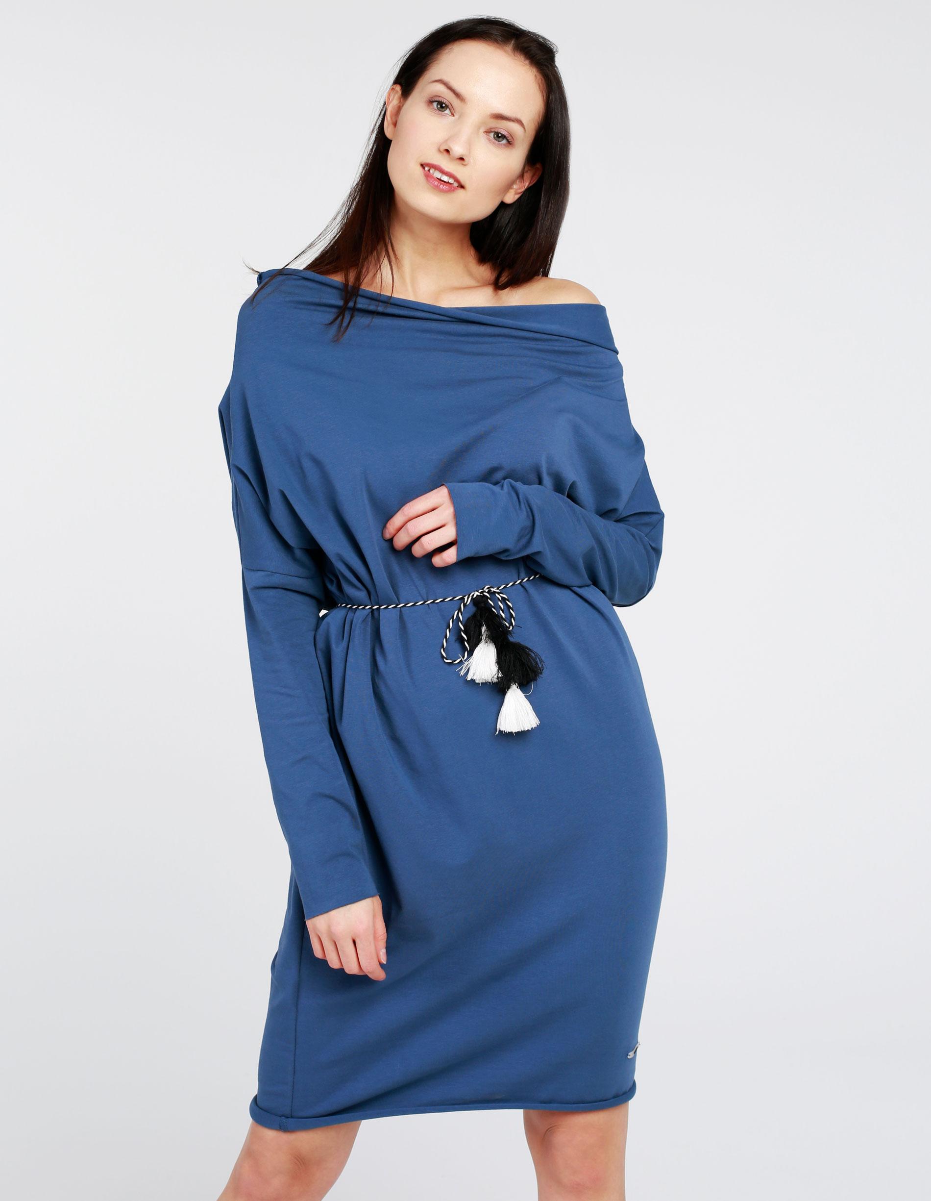 Sukienka - 30-84406C LAV - Unisono