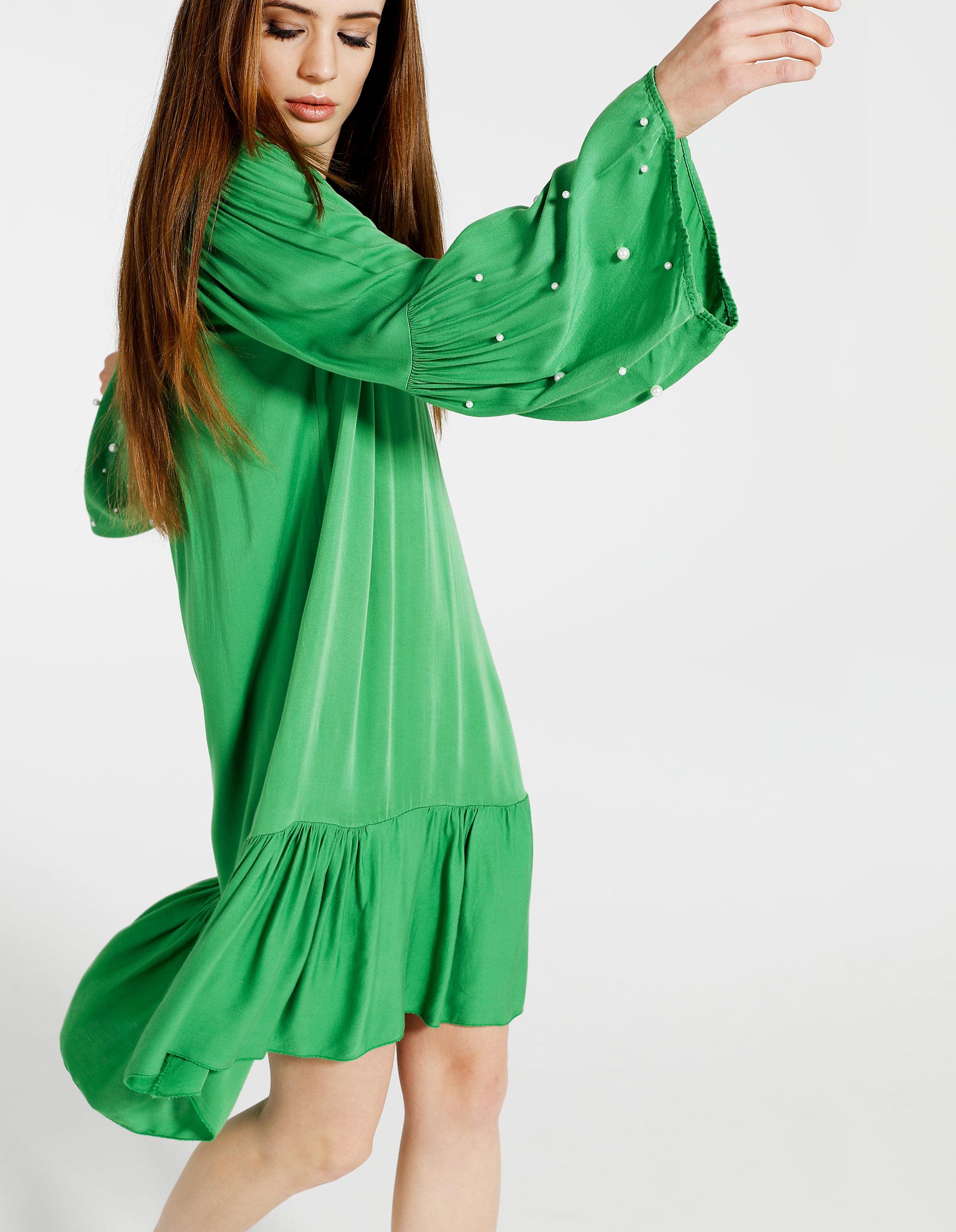 Sukienka - 115-3492 VE G - Unisono