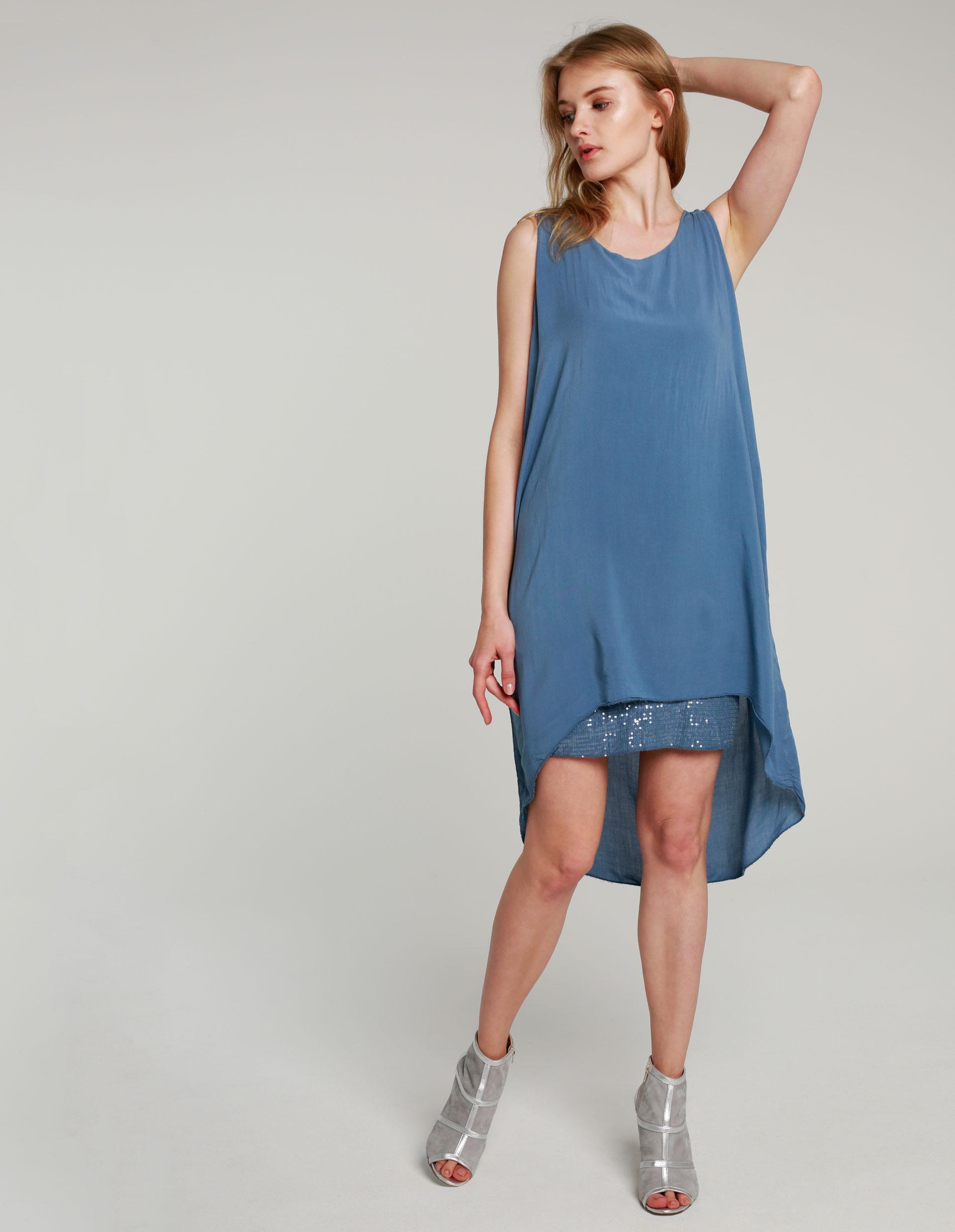 Sukienka - 65-5038L JEW8 - Unisono