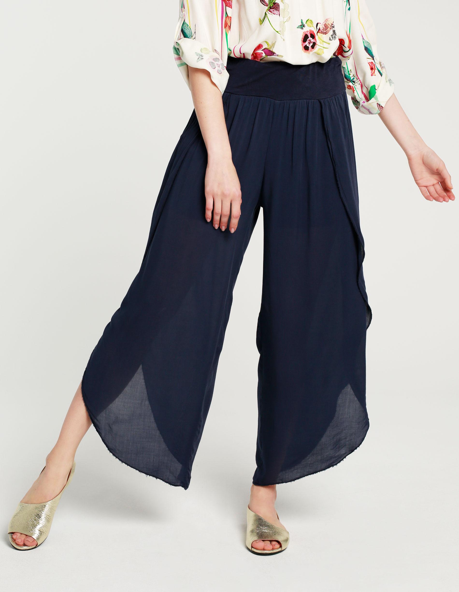 Spodnie - 65-6041 BL SC - Unisono