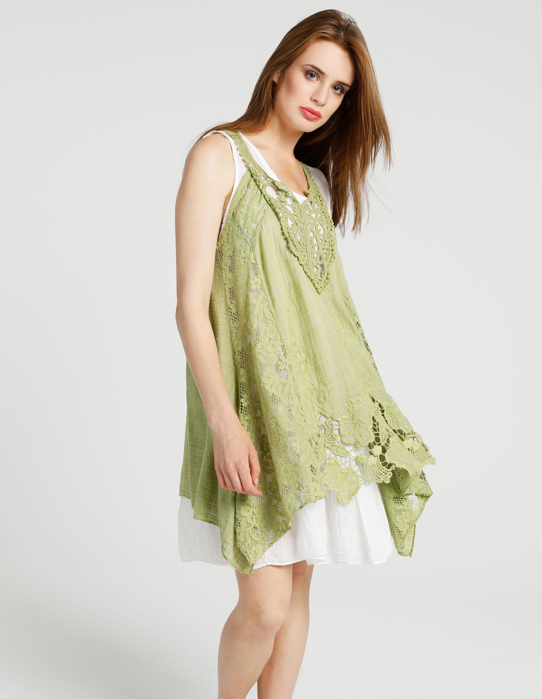 Sukienka - 152-20027 VER - Unisono