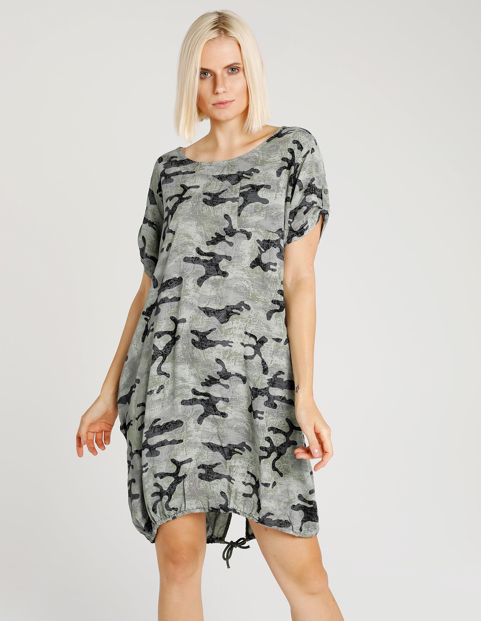 Sukienka - 36-8896 MILIT - Unisono