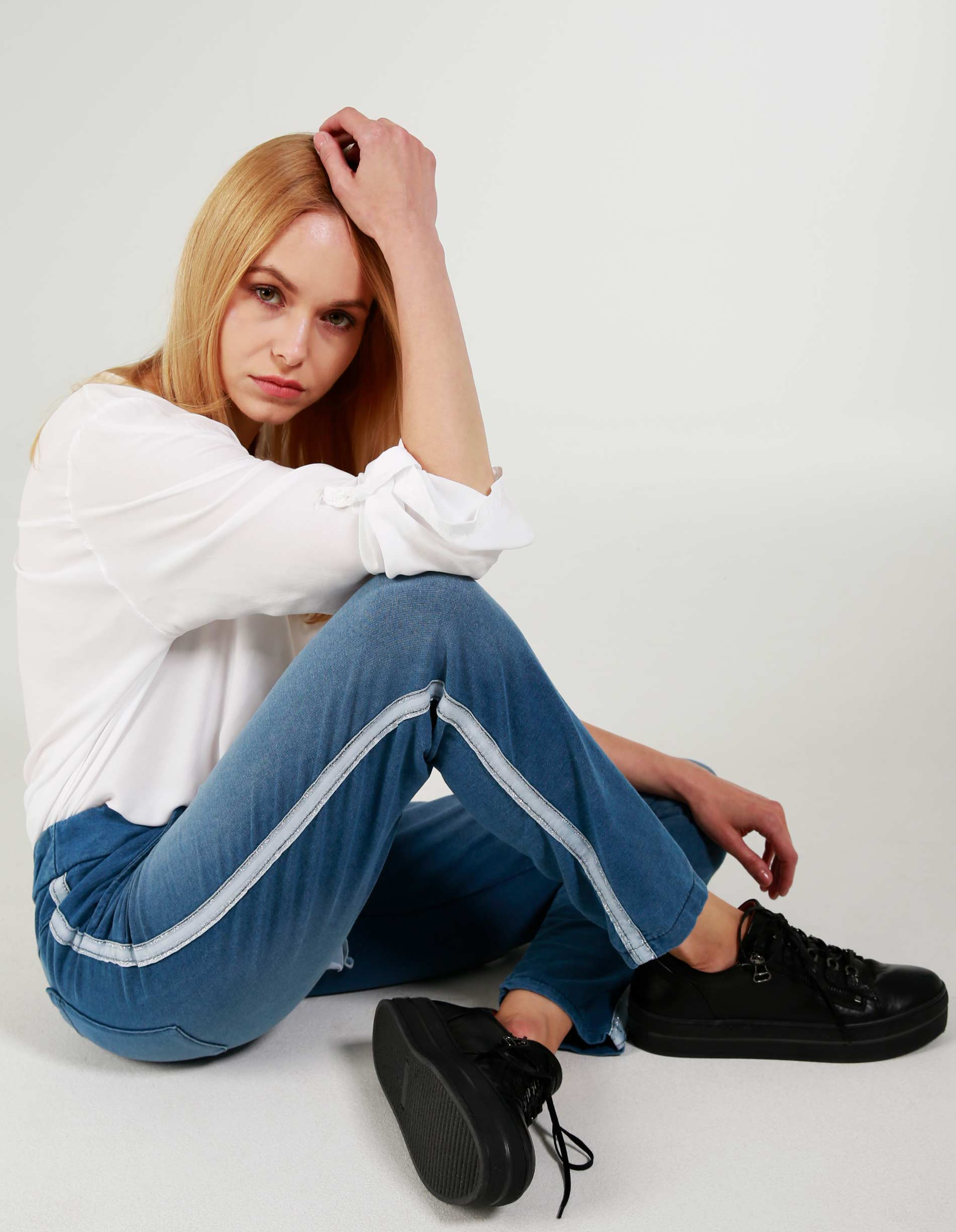 Spodnie - 141-1256B JEA - Unisono
