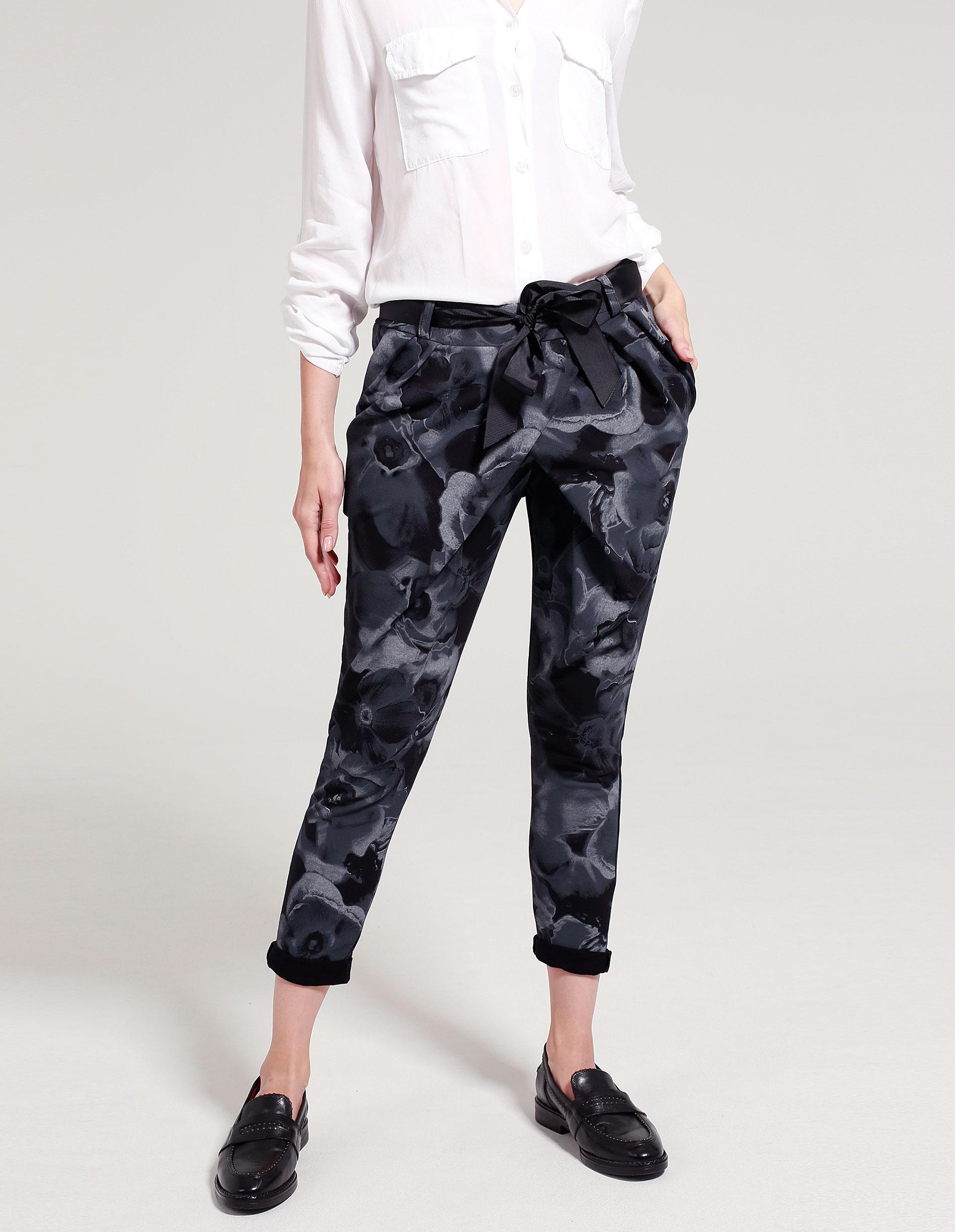 spodnie unisono spodnie - 30-66041f ner - unisono