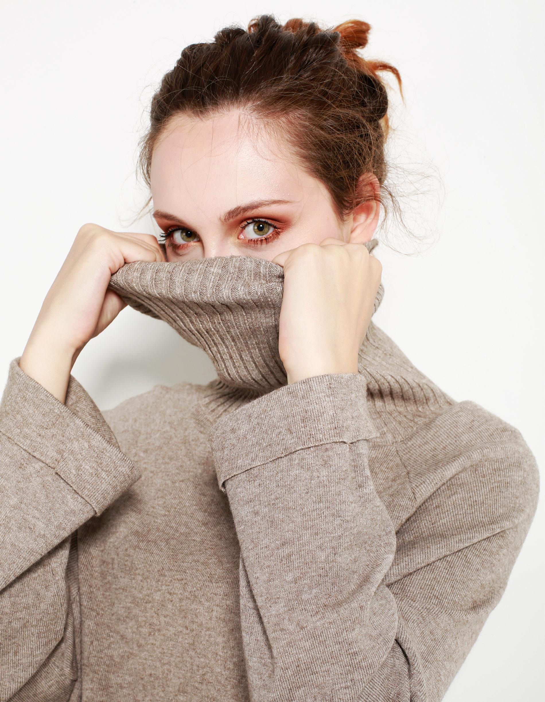 Sweter - 183-R013A FAN - Unisono