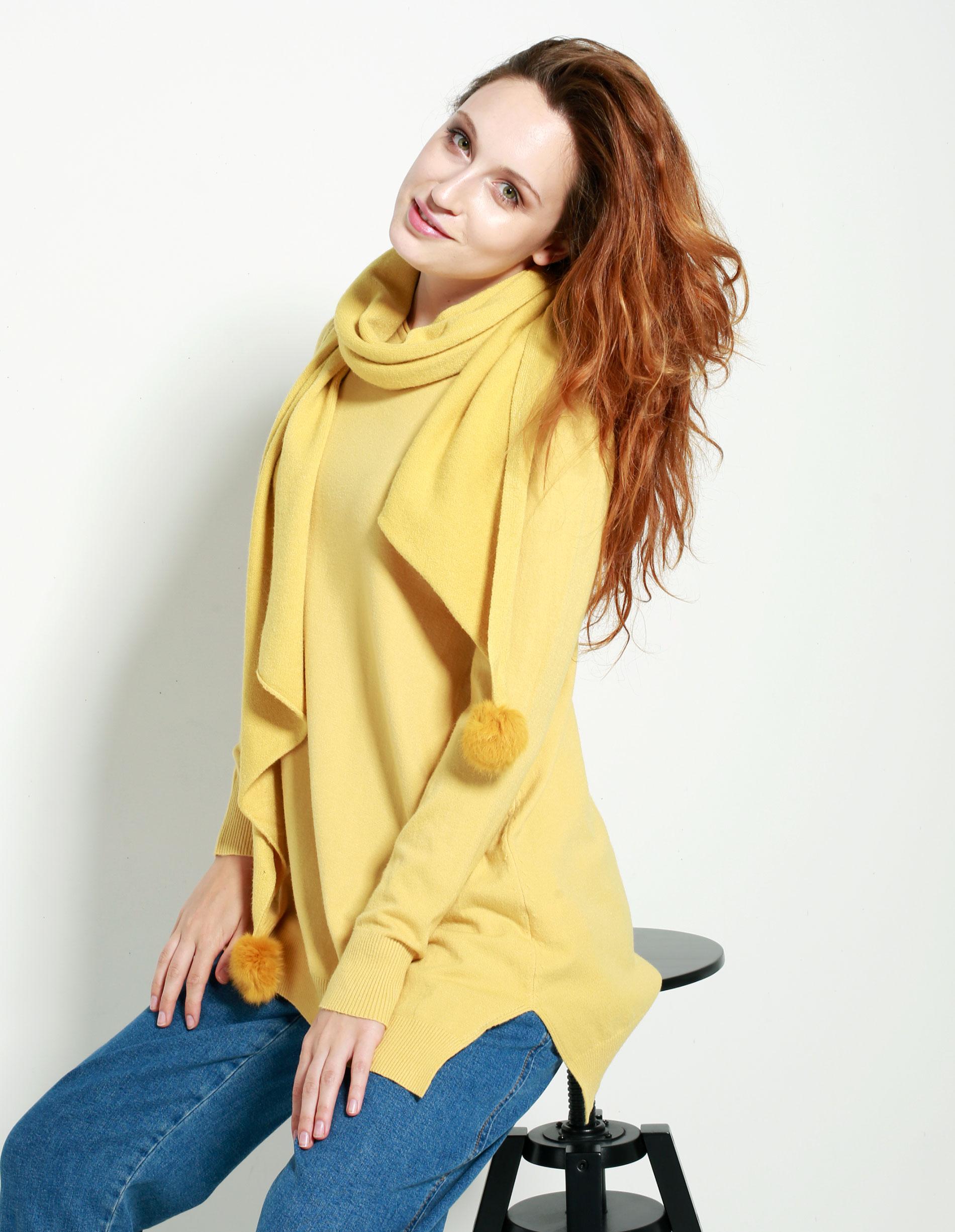 Sweter - 153-18558 SEN - Unisono