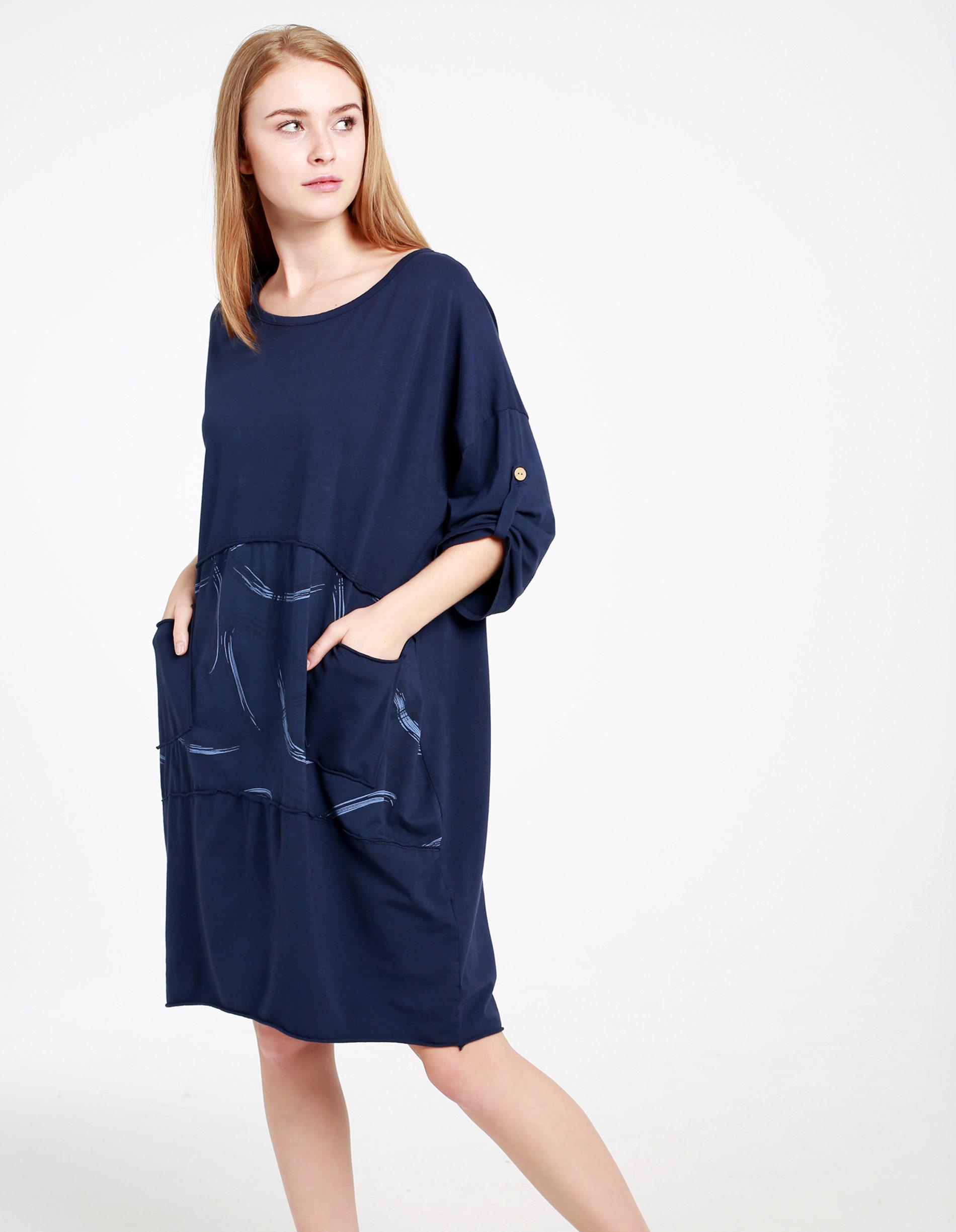 Sukienka - 109-8144 BLSC - Unisono
