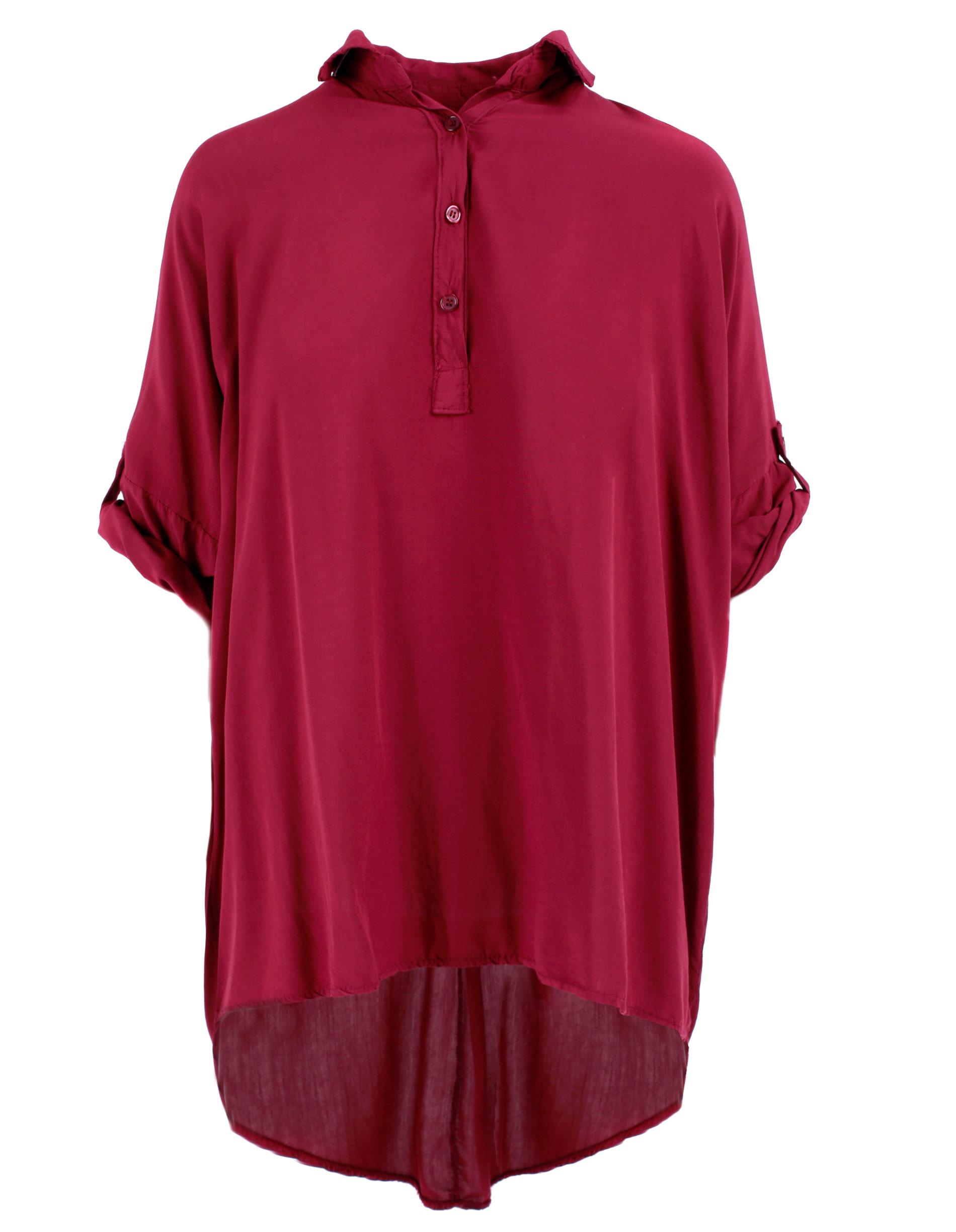 Koszula - 45-622 BORDO - Unisono
