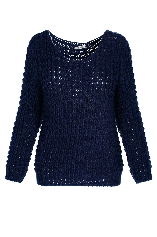 Sweter - 153-2007 BLU - Unisono
