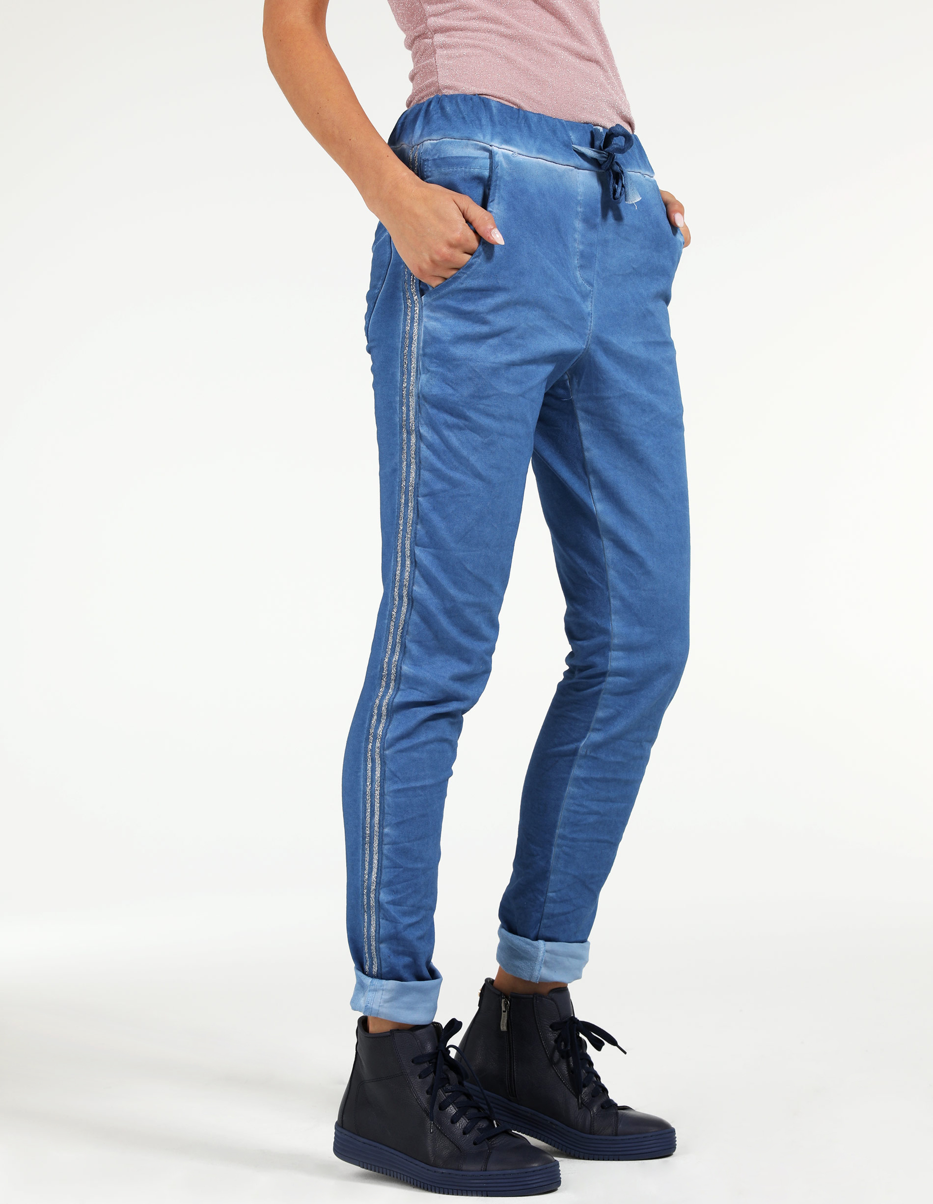 Spodnie - 43-5810 JEANS - Unisono