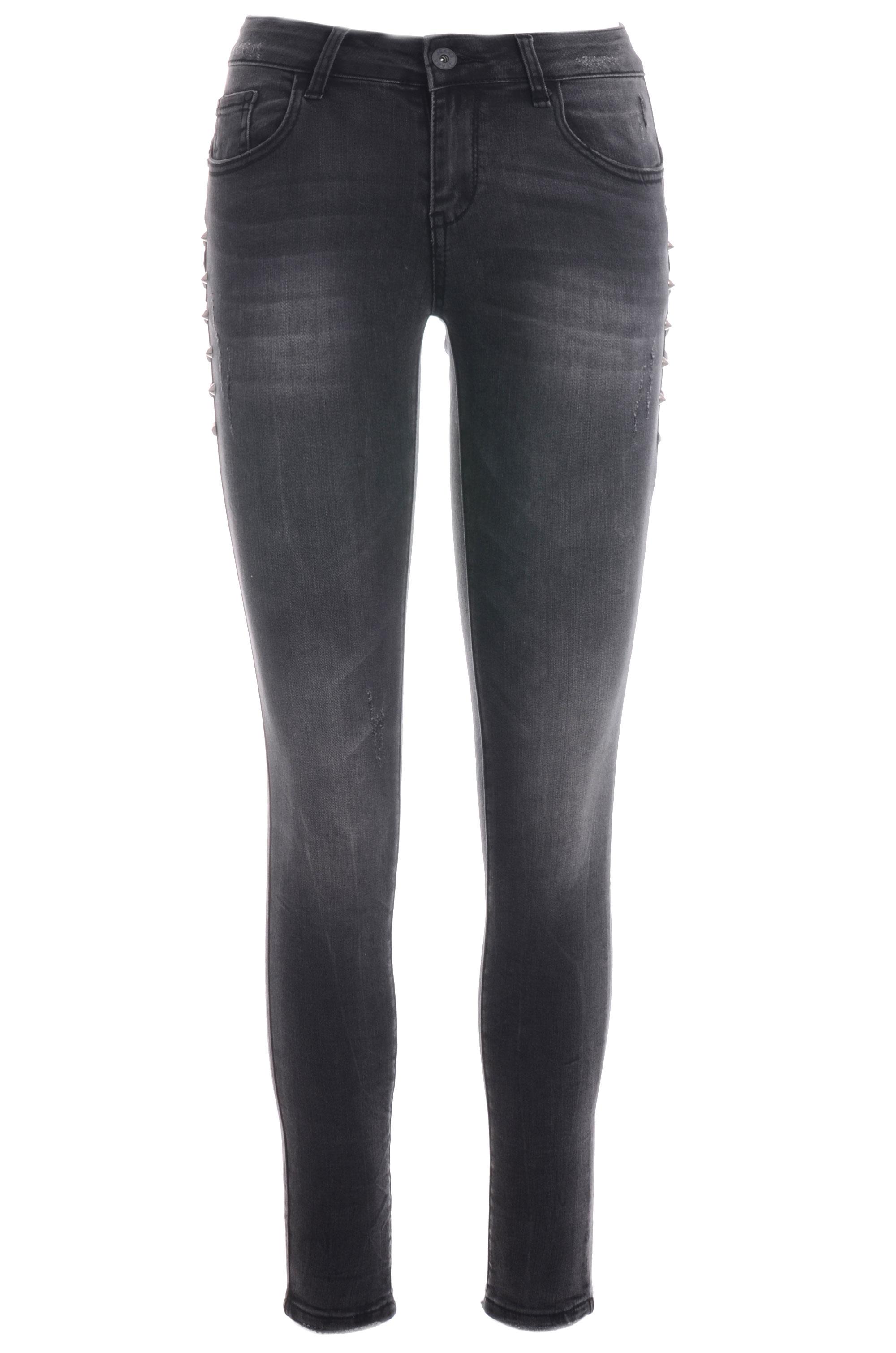 Spodnie - 42-6107 NERO - Unisono
