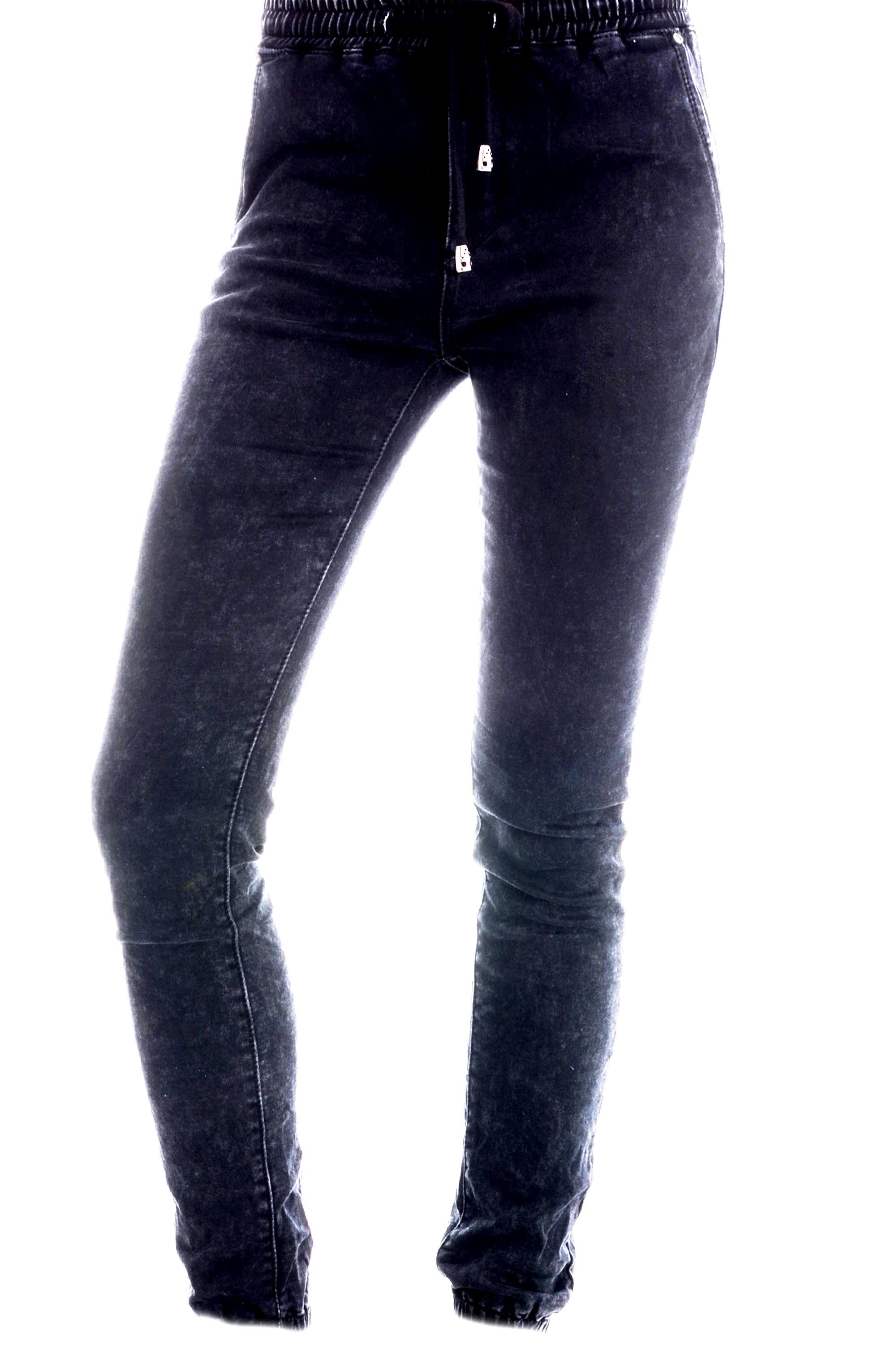 Spodnie - 130-2222 NERO - Unisono
