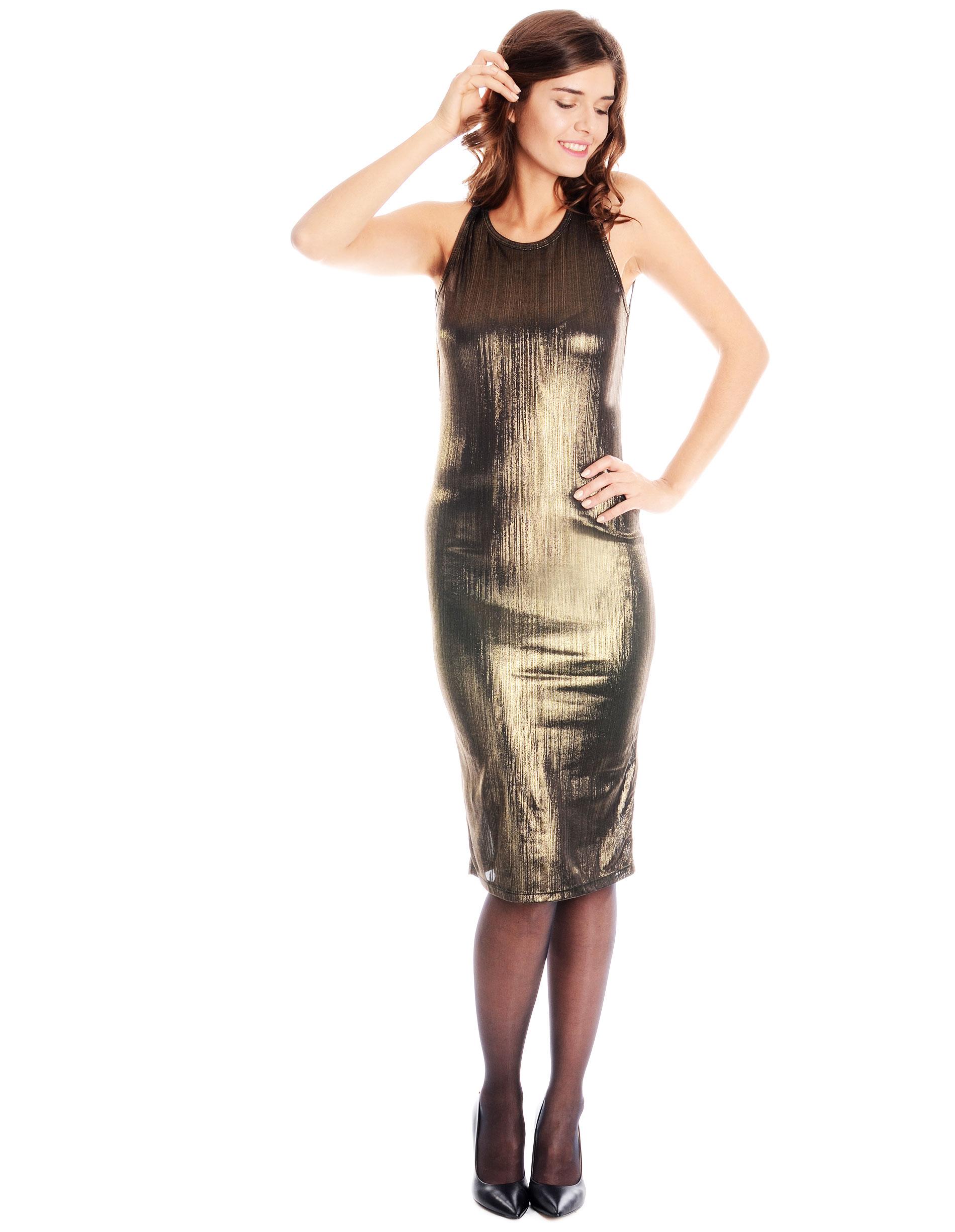 Sukienka - 42-85036 ORO - Unisono