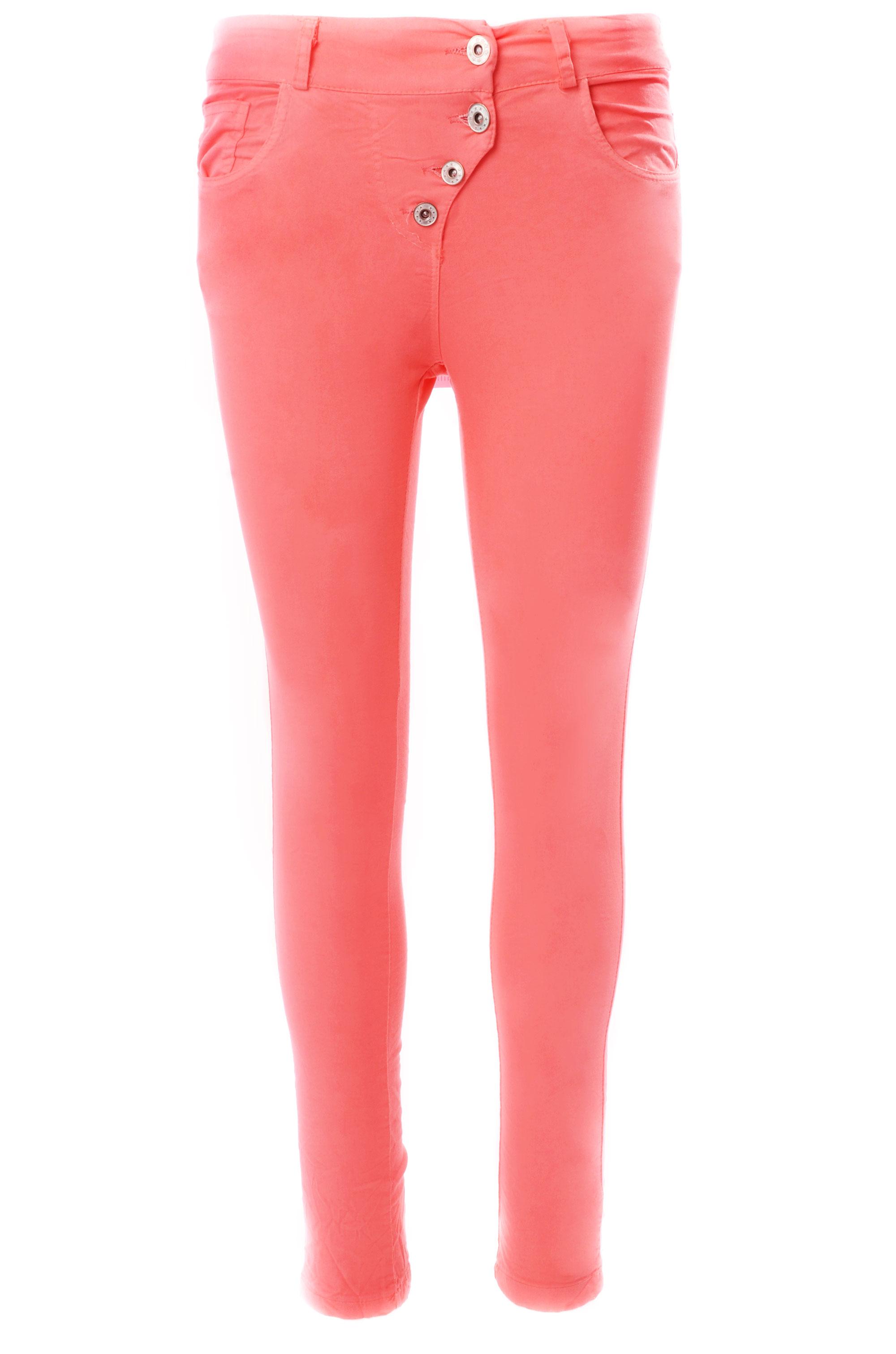 Spodnie - 10-2841 CORAL - Unisono